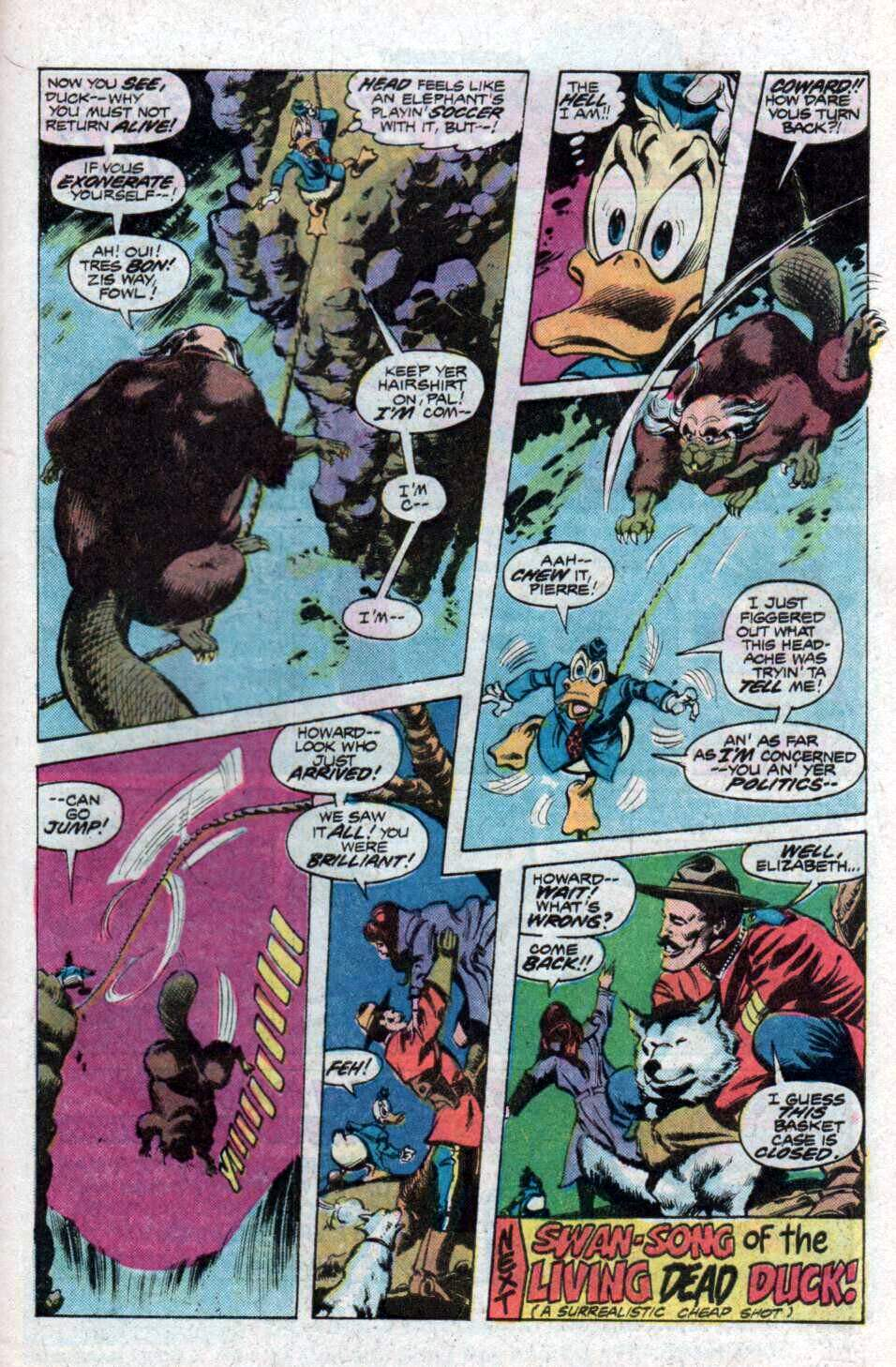 Howard the Duck (1976) Issue #9 #10 - English 18