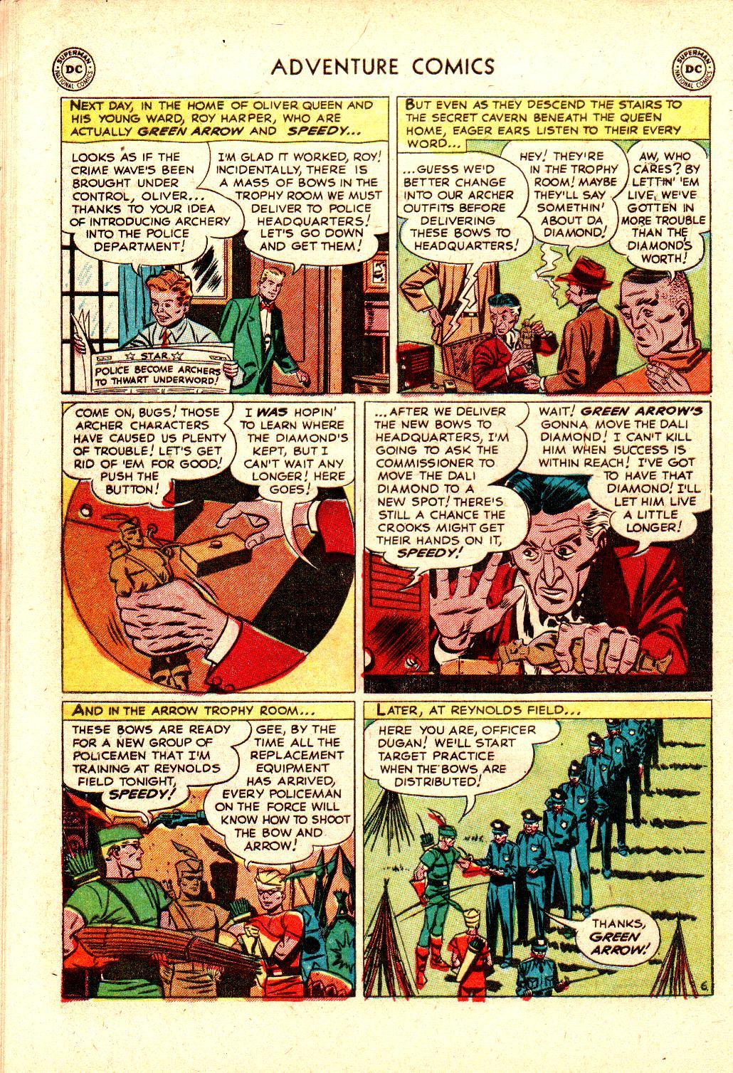 Read online Adventure Comics (1938) comic -  Issue #173 - 38