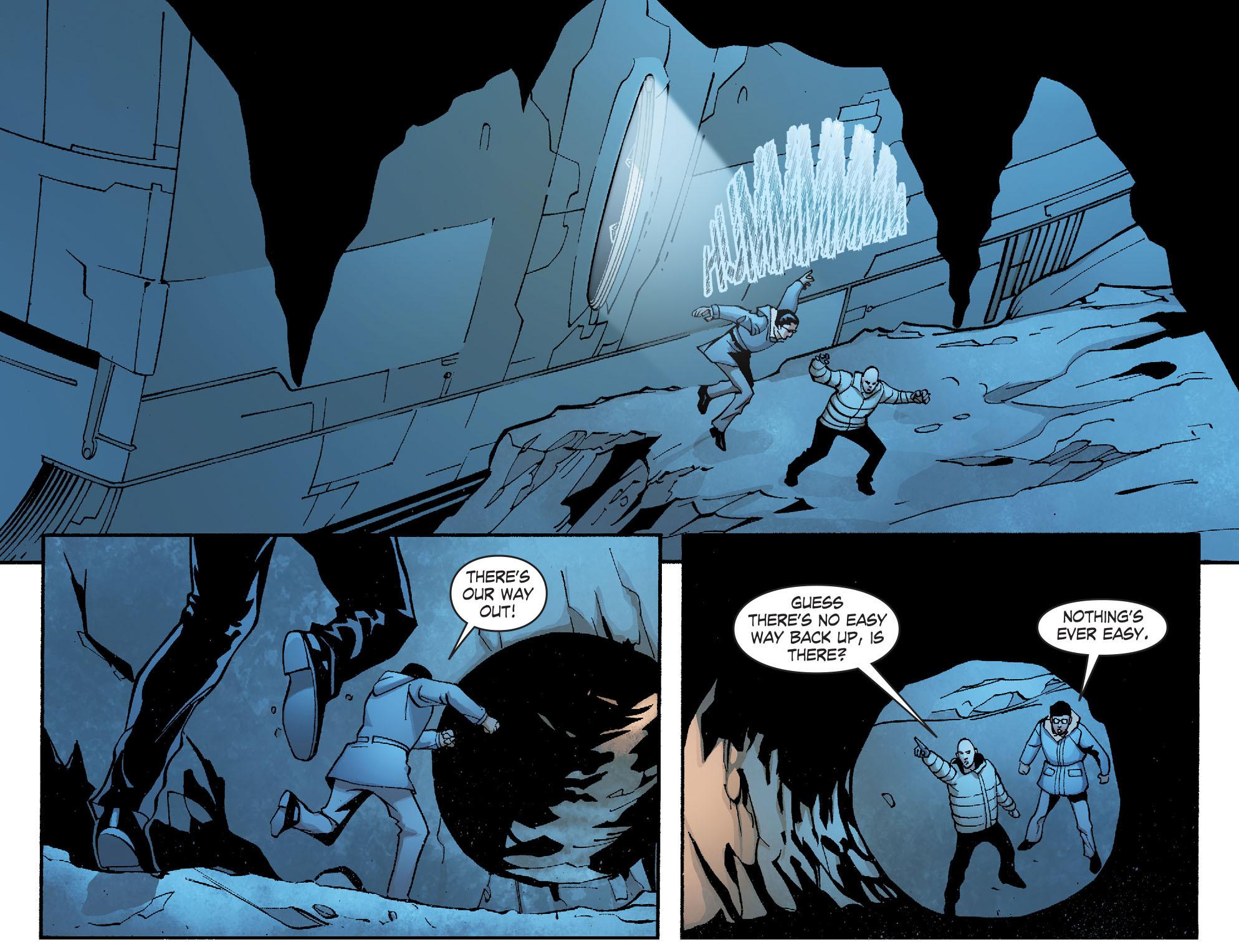Read online Smallville: Alien comic -  Issue #9 - 15