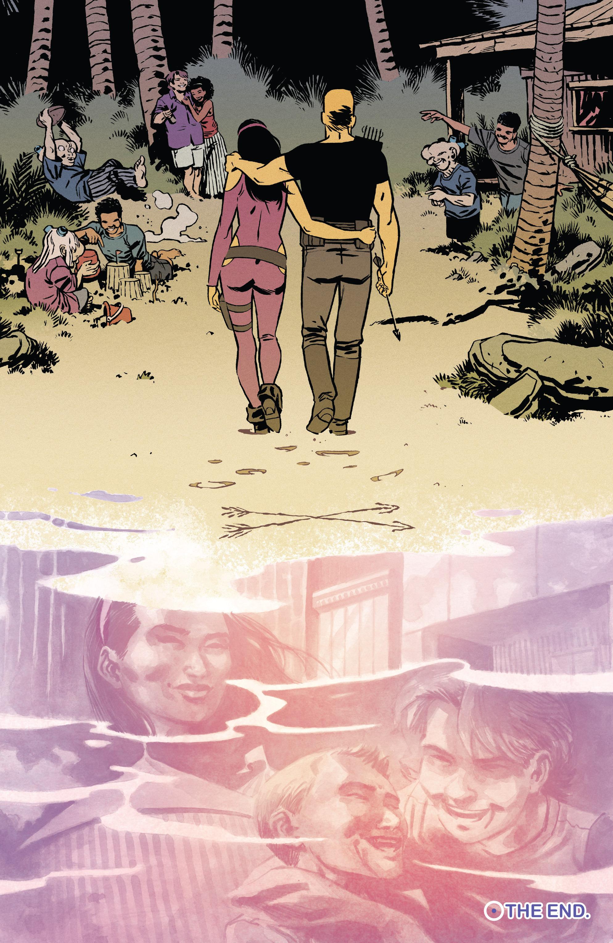 Read online All-New Hawkeye (2016) comic -  Issue #6 - 21
