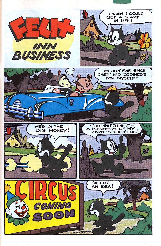 Read online Felix the Cat comic -  Issue #2 - 23
