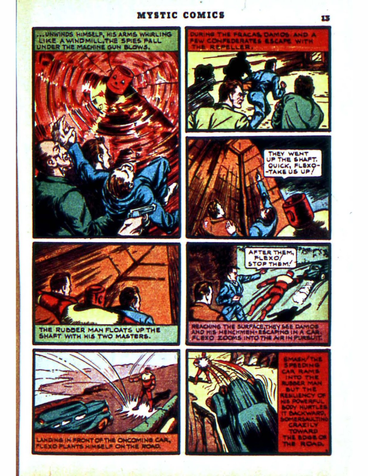 Mystic Comics (1940) issue 2 - Page 15