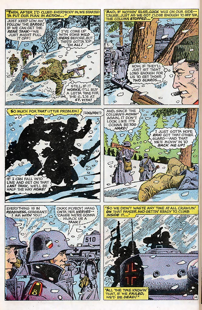 Read online Sgt. Fury comic -  Issue # _Special 4 - 18