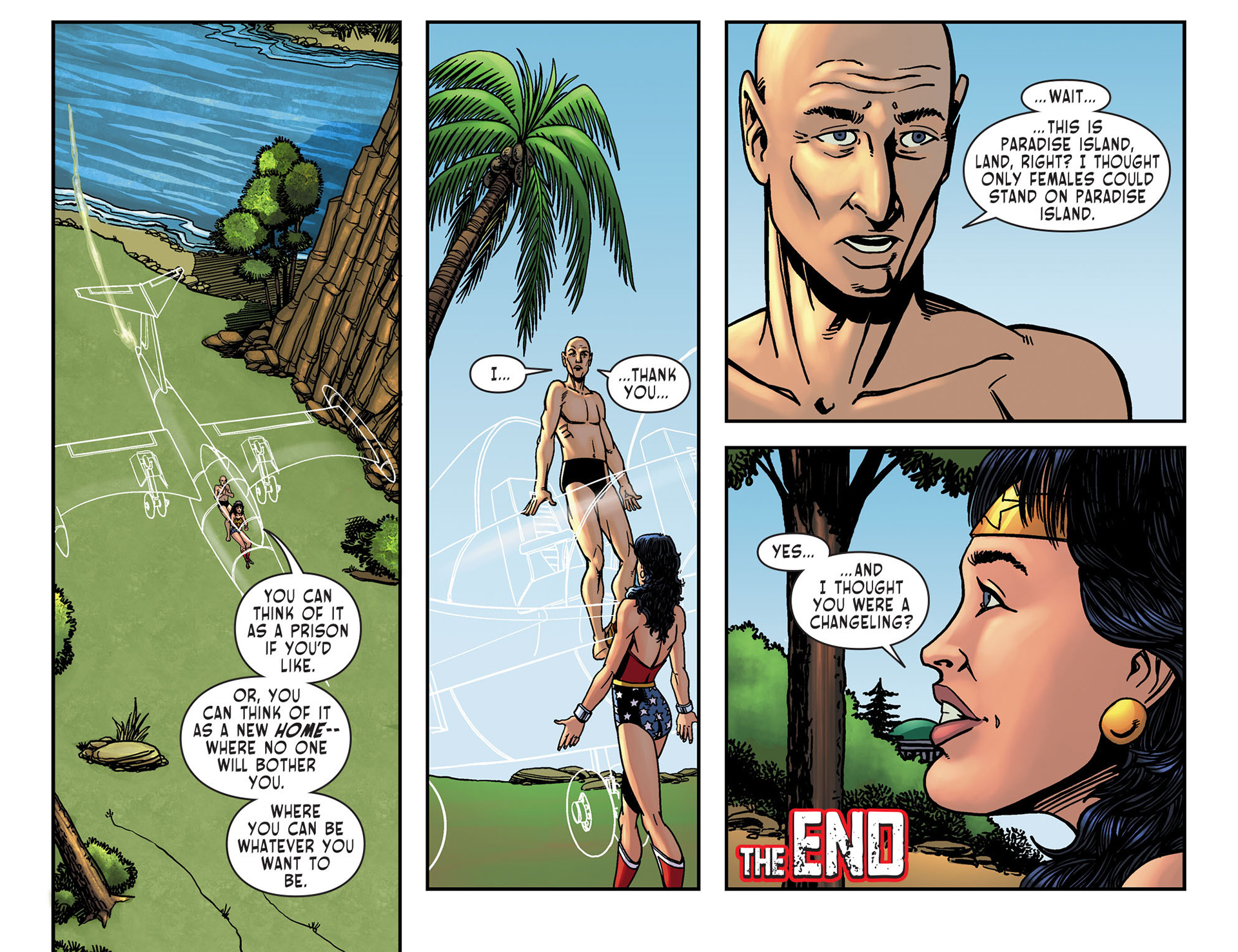 Read online Sensation Comics Featuring Wonder Woman comic -  Issue #10 - 22