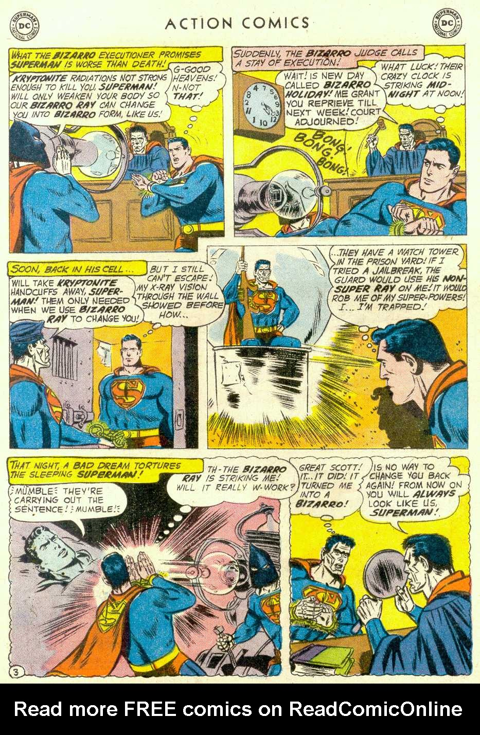 Read online Action Comics (1938) comic -  Issue #264 - 5