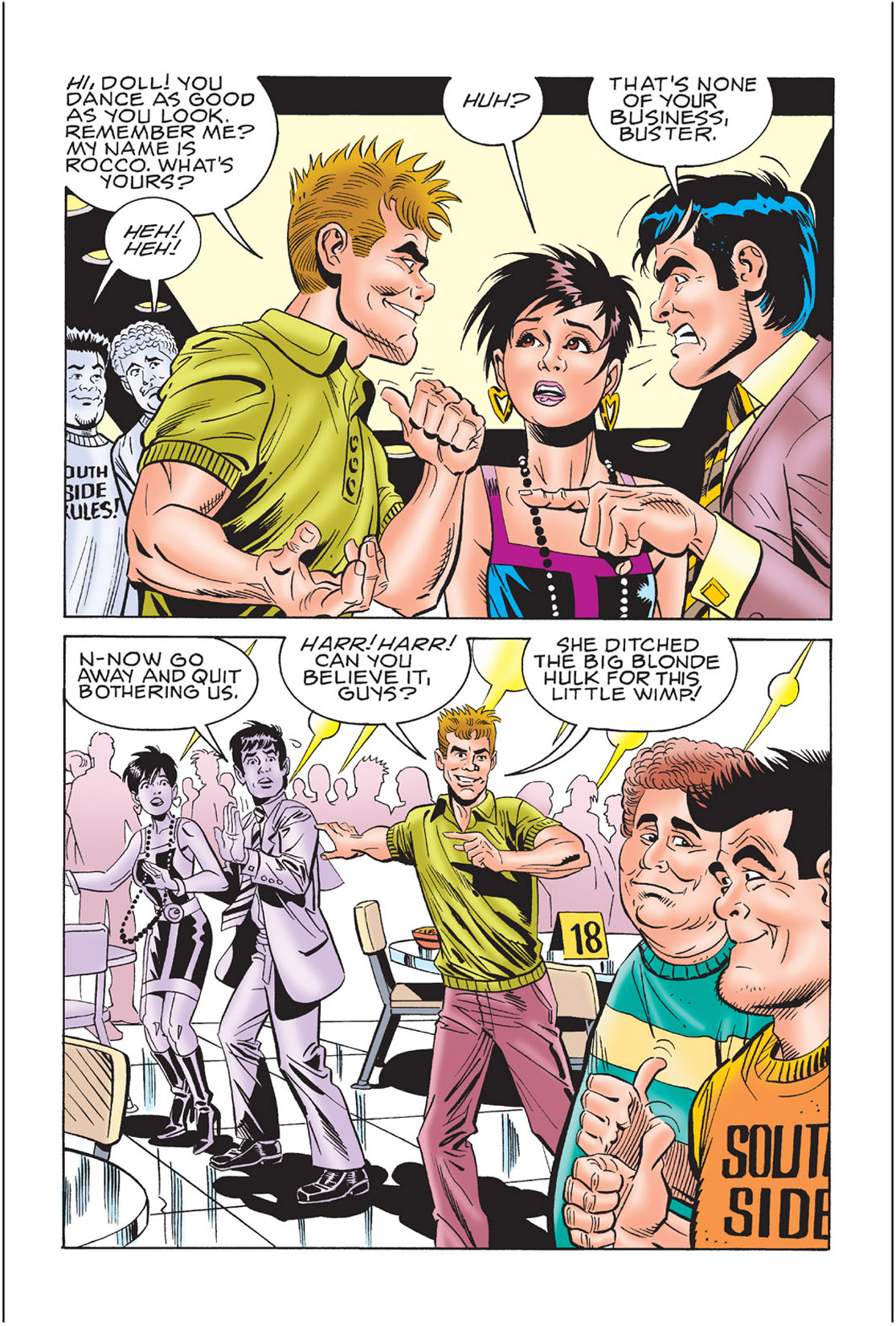 Read online Archie's New Look Series comic -  Issue #3 - 97