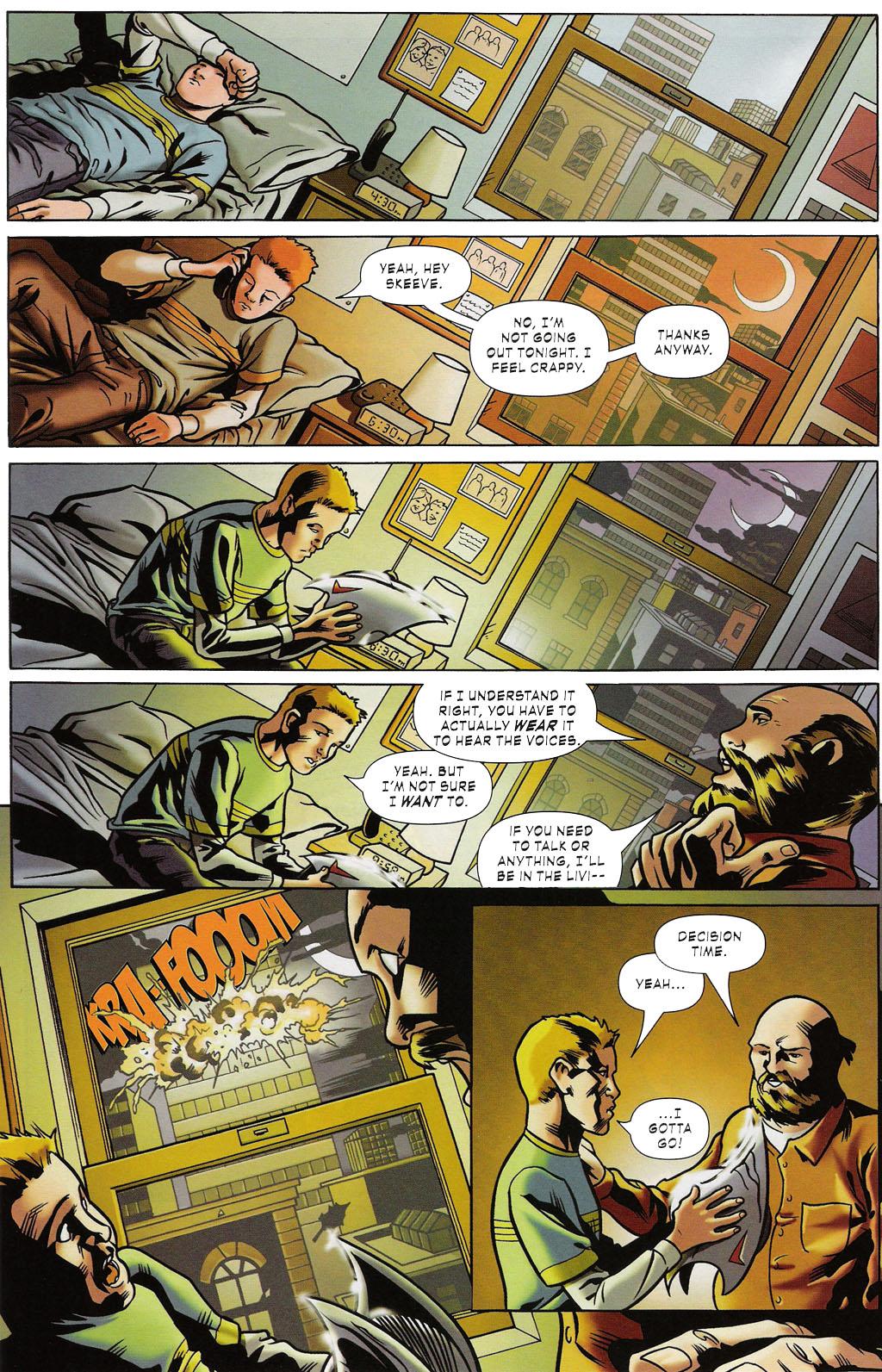 Read online ShadowHawk (2005) comic -  Issue #2 - 10