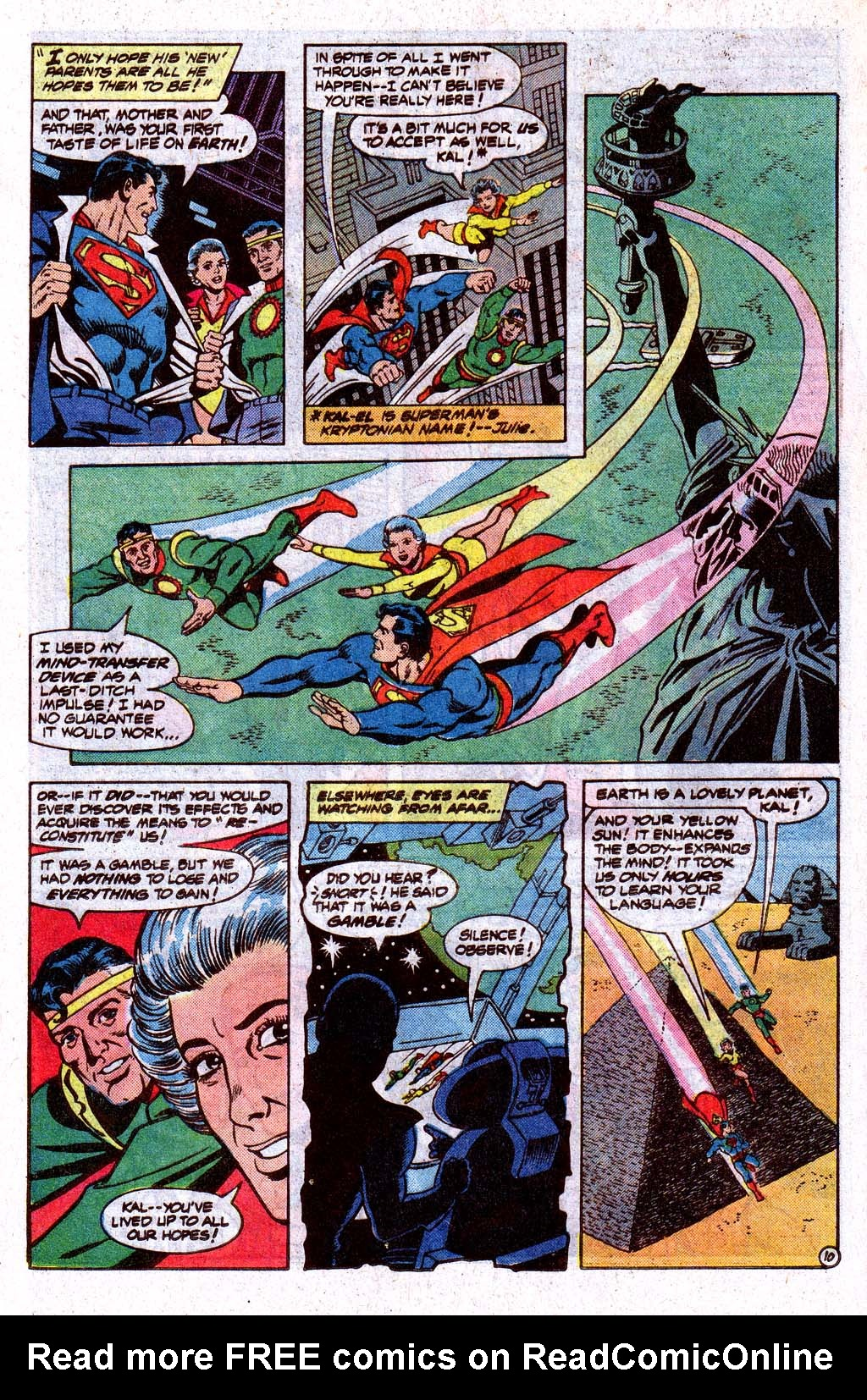 Read online Action Comics (1938) comic -  Issue #582 - 16