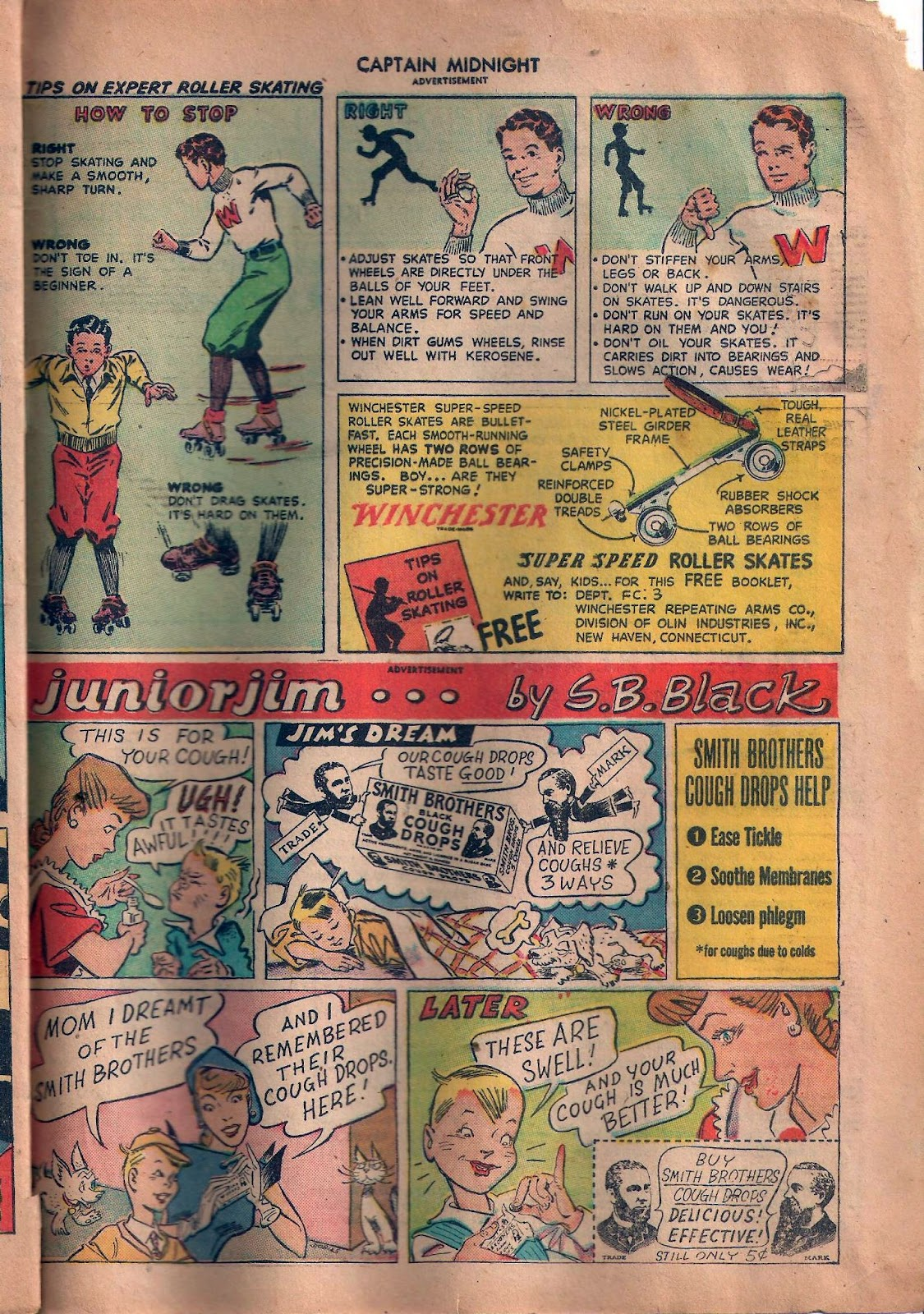 Captain Midnight (1942) issue 59 - Page 32
