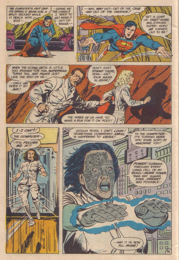 Read online Superman III comic -  Issue # Full - 48