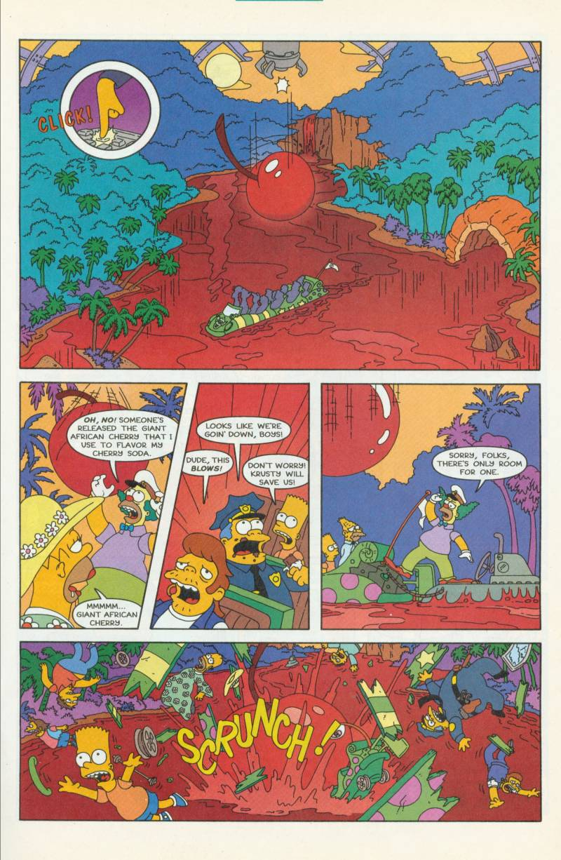 Read online Simpsons Comics comic -  Issue #41 - 14