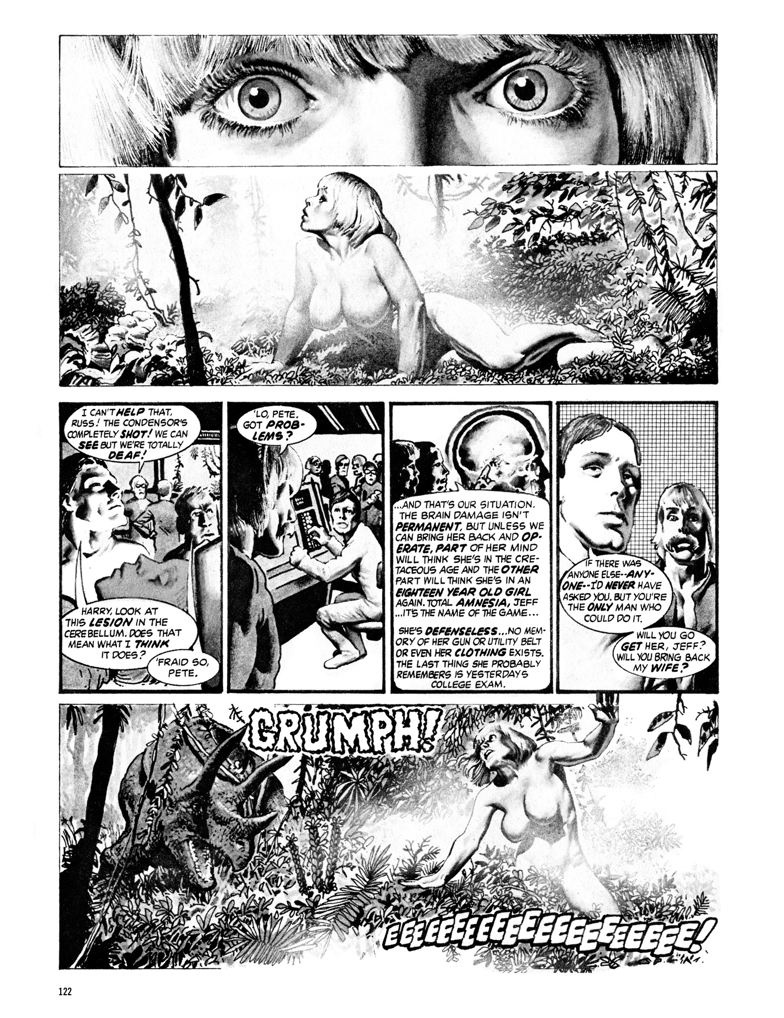 Read online Eerie Archives comic -  Issue # TPB 16 - 123