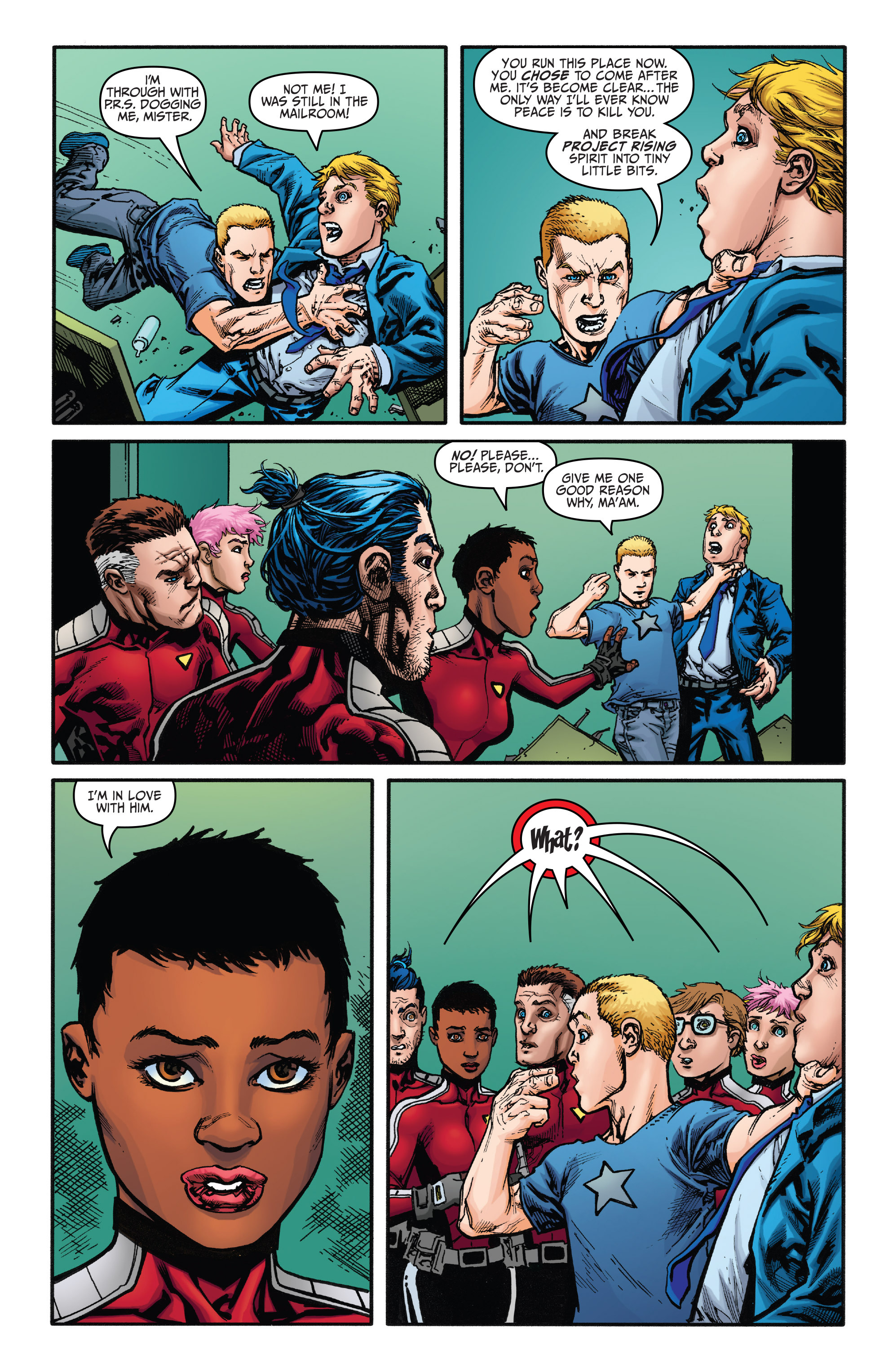 Read online Archer and Armstrong comic -  Issue #Archer and Armstrong _TPB 5 - 110