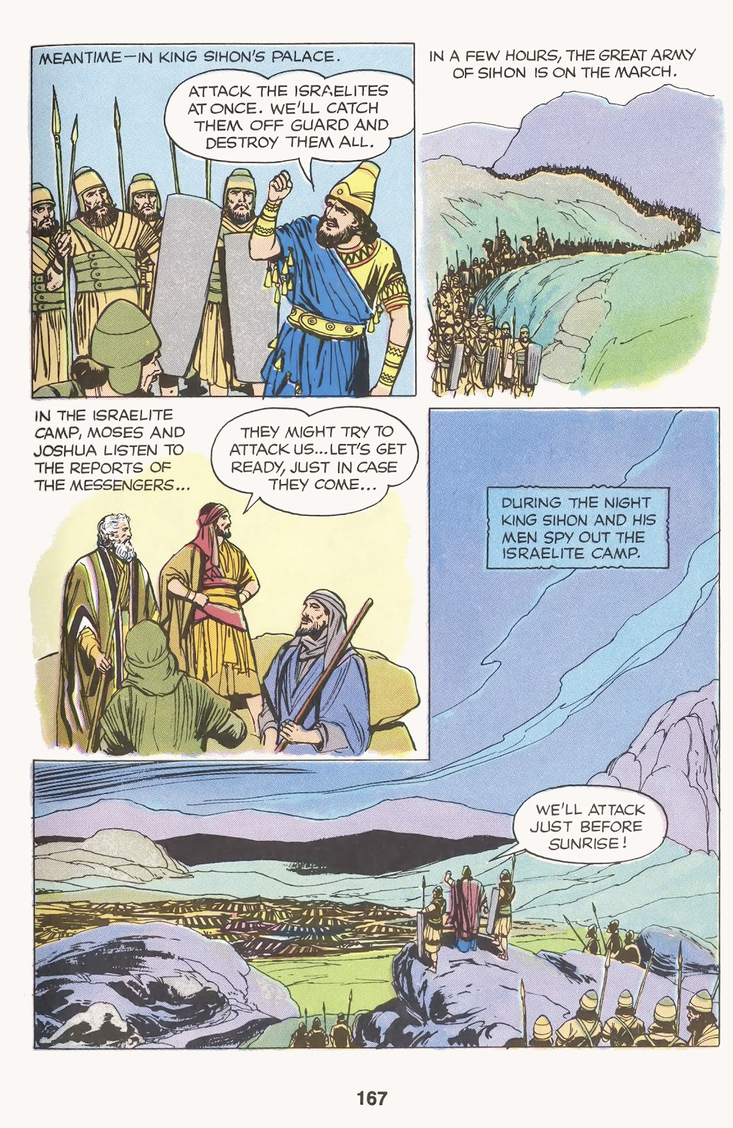 The Picture Bible issue TPB (Part 2) - Page 70