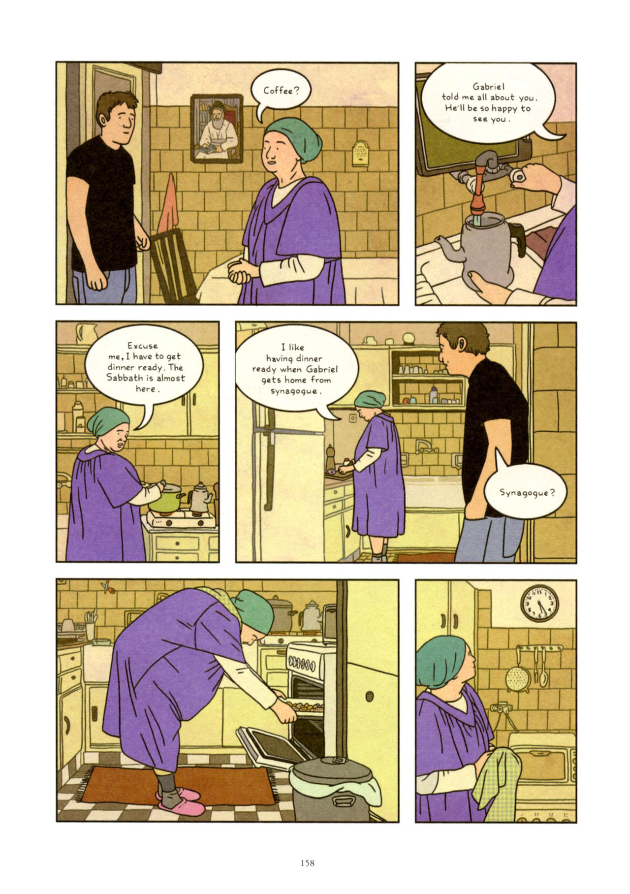 Read online Exit Wounds comic -  Issue # TPB - 157