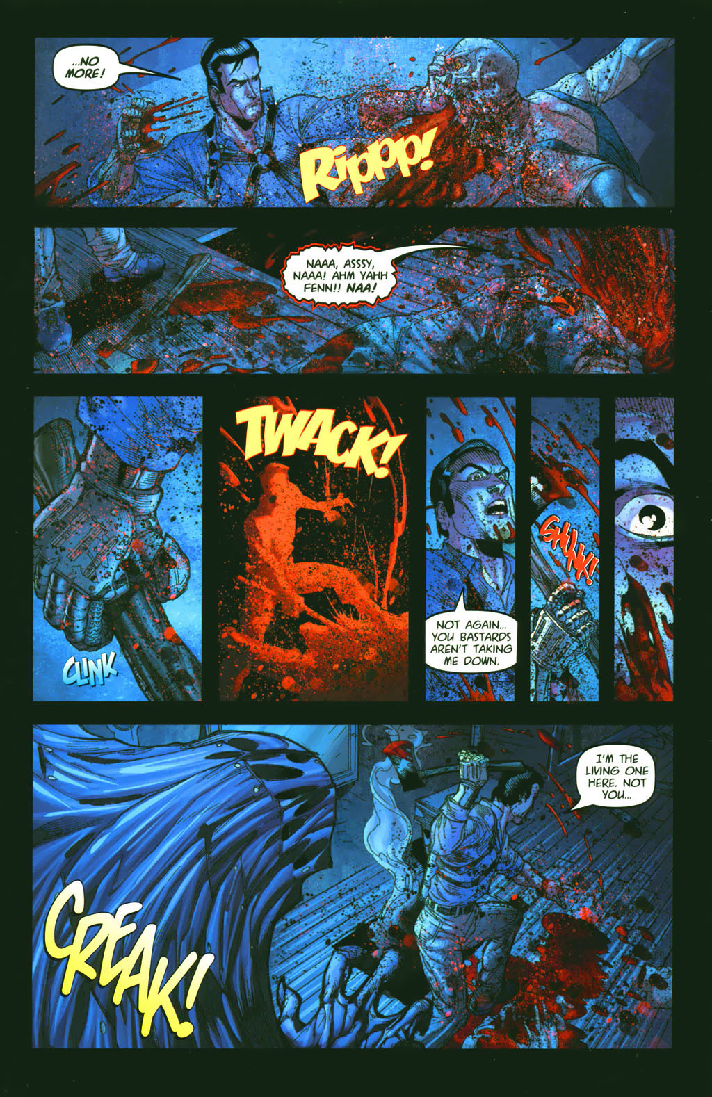 Army of Darkness (2006) Issue #5 #1 - English 28