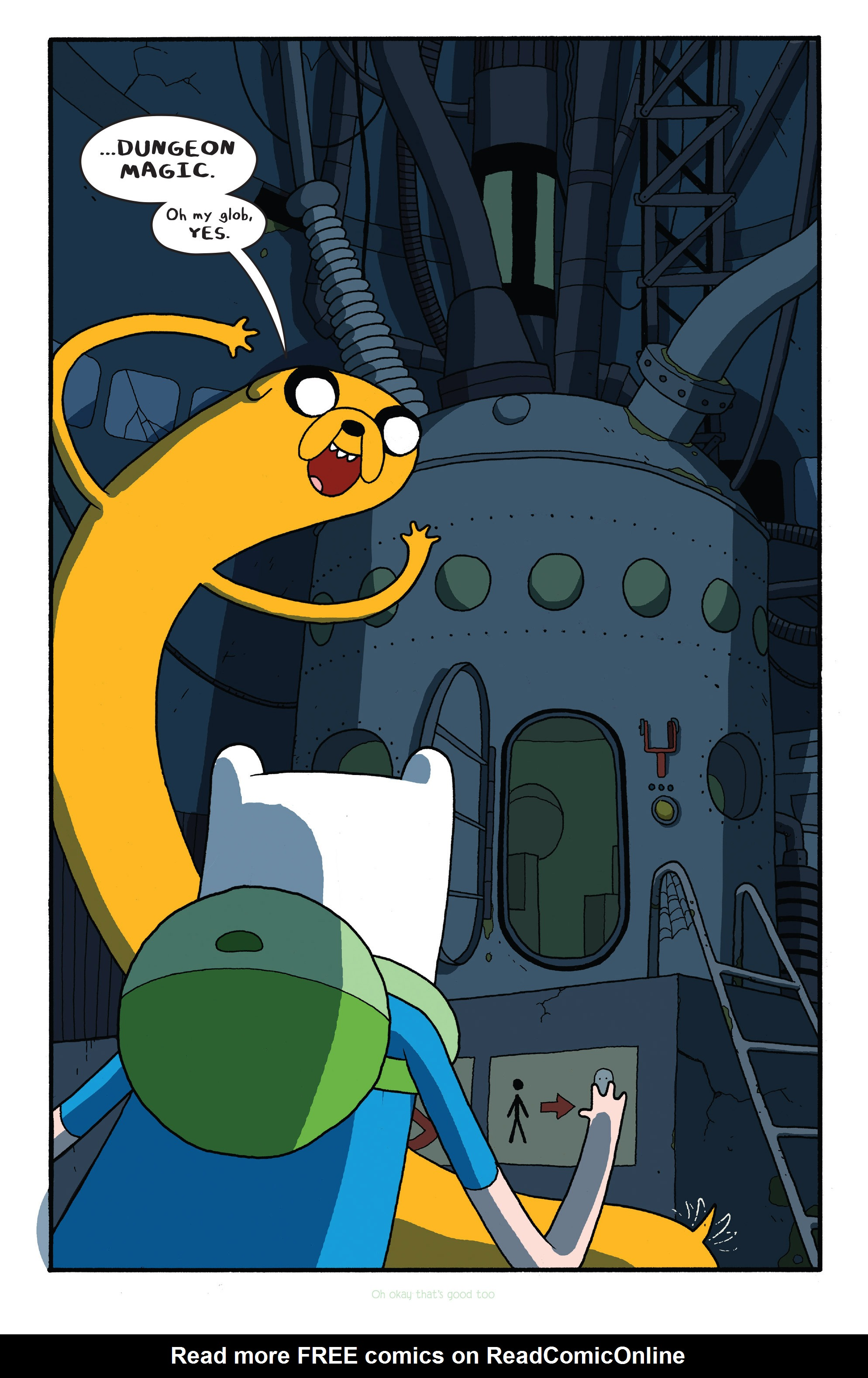 Read online Adventure Time comic -  Issue #Adventure Time _TPB 6 - 47