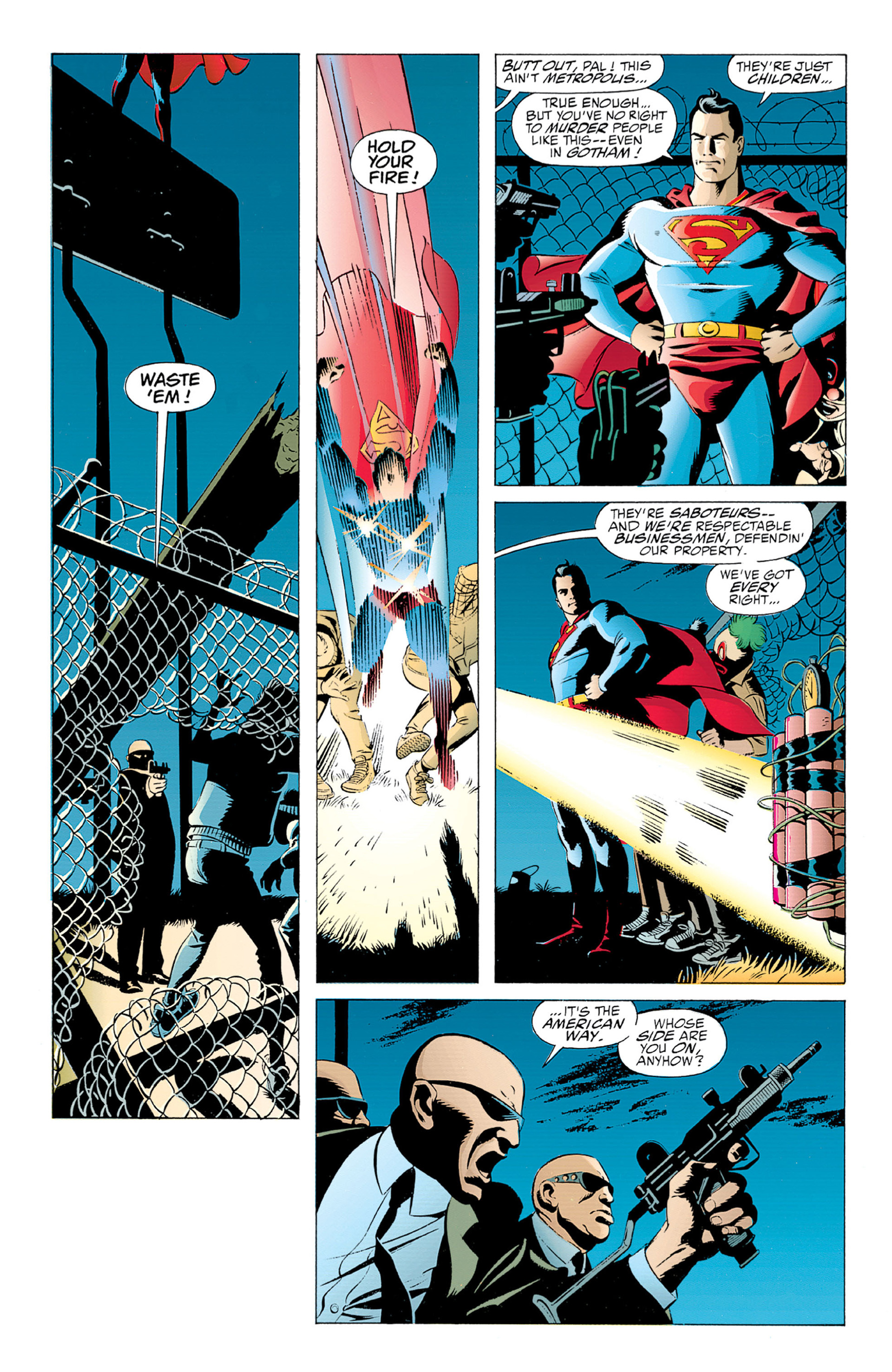 Read online World's Finest (1990) comic -  Issue #2 - 20
