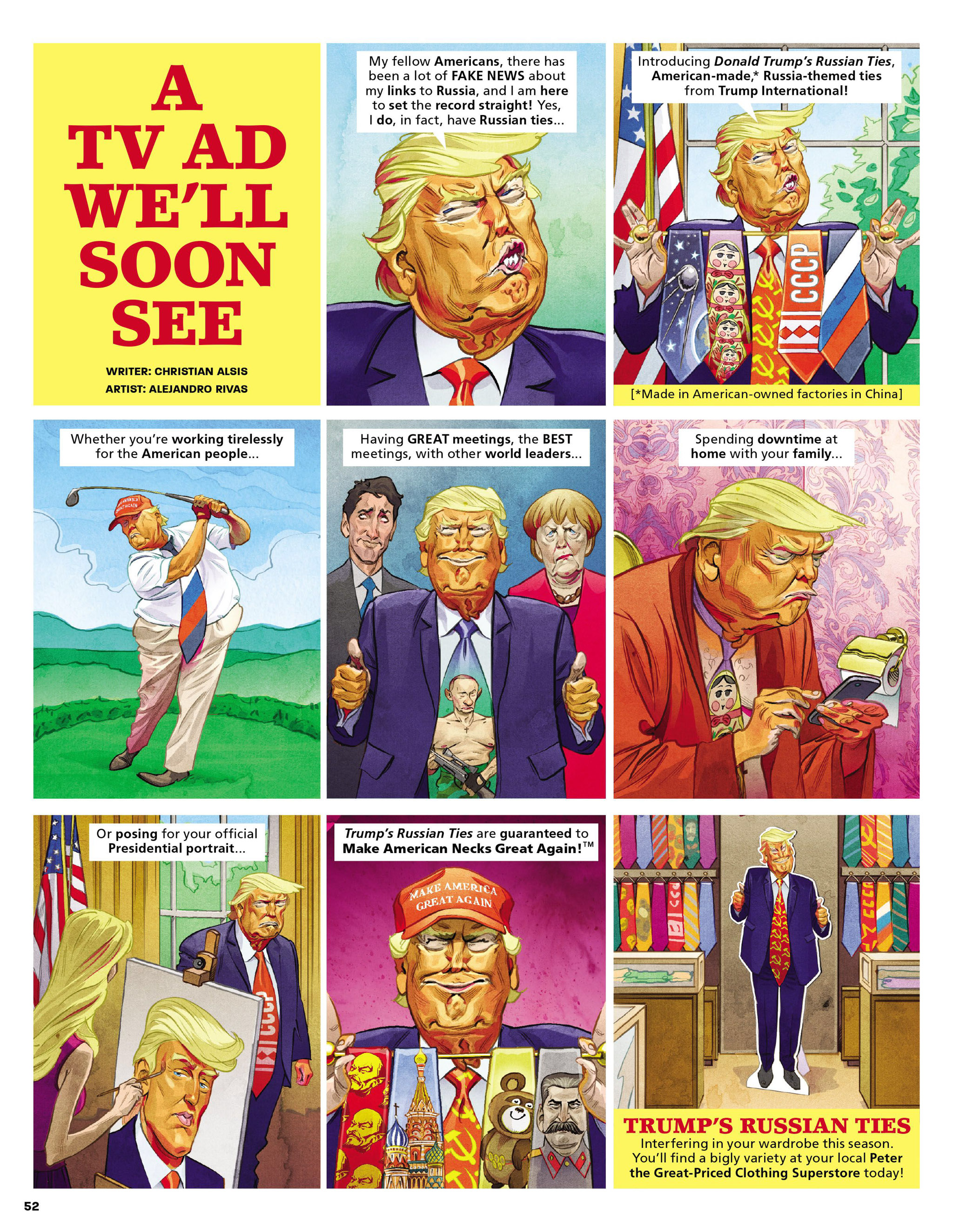Read online MAD comic -  Issue #546 - 40