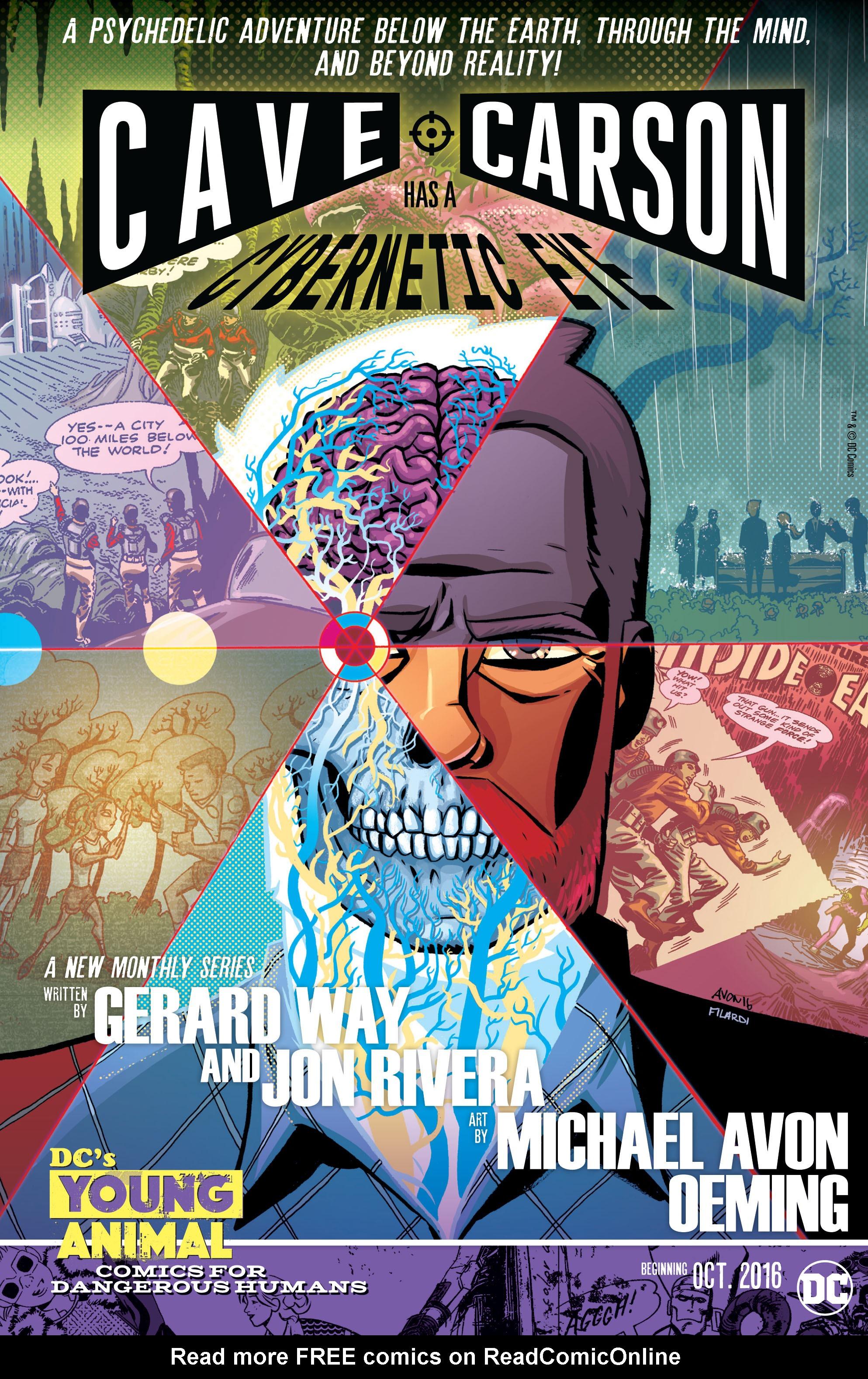 Read online Aquaman (2016) comic -  Issue #7 - 2