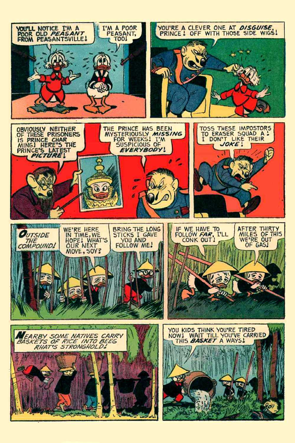 Read online Uncle Scrooge (1953) comic -  Issue #64 - 22