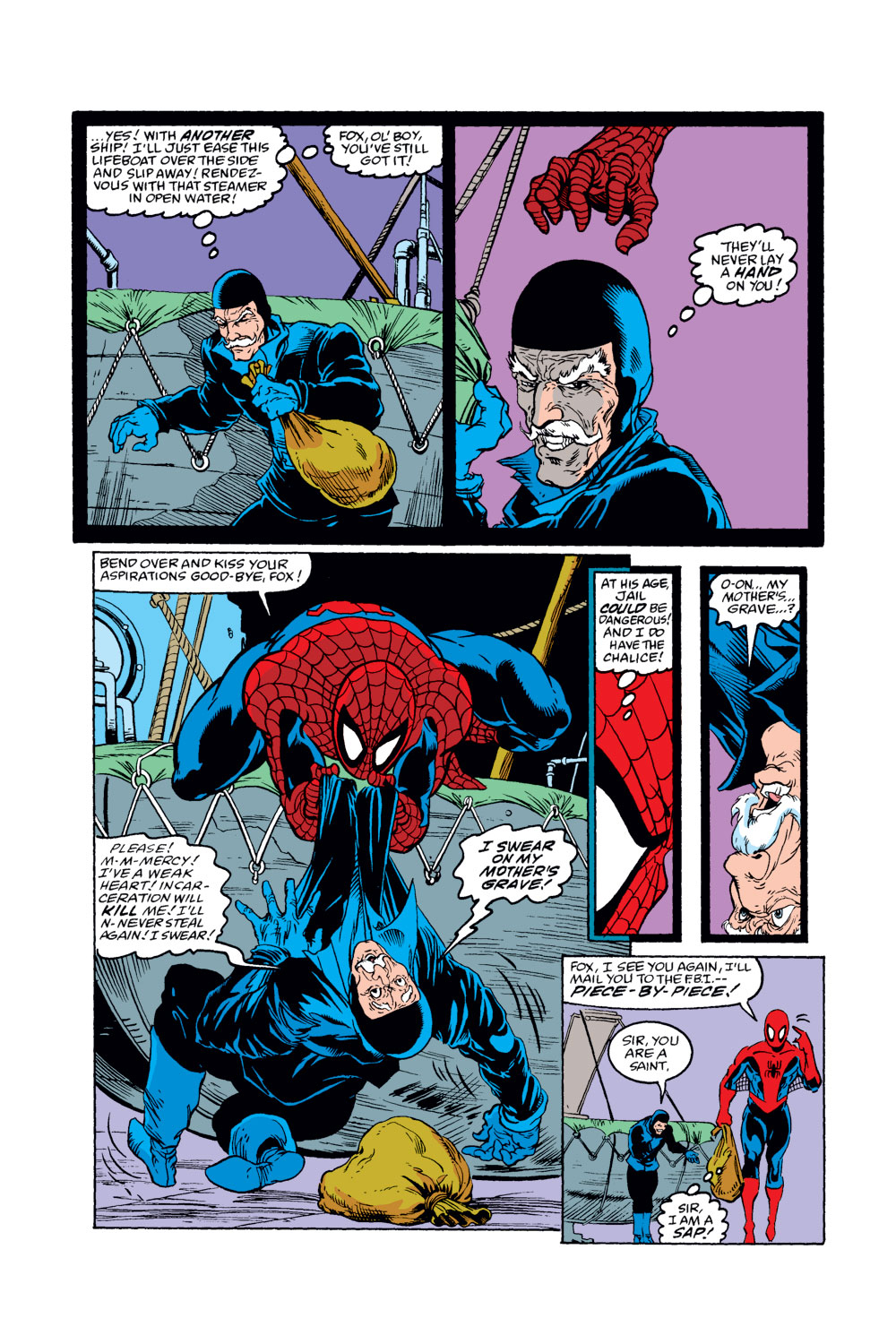 The Amazing Spider-Man (1963) 305 Page 21