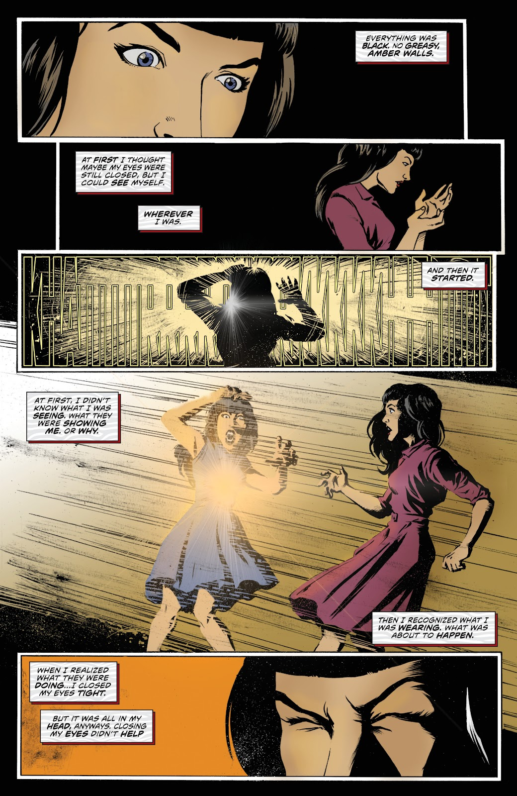 Read online Bettie Page: Unbound comic -  Issue #7 - 12