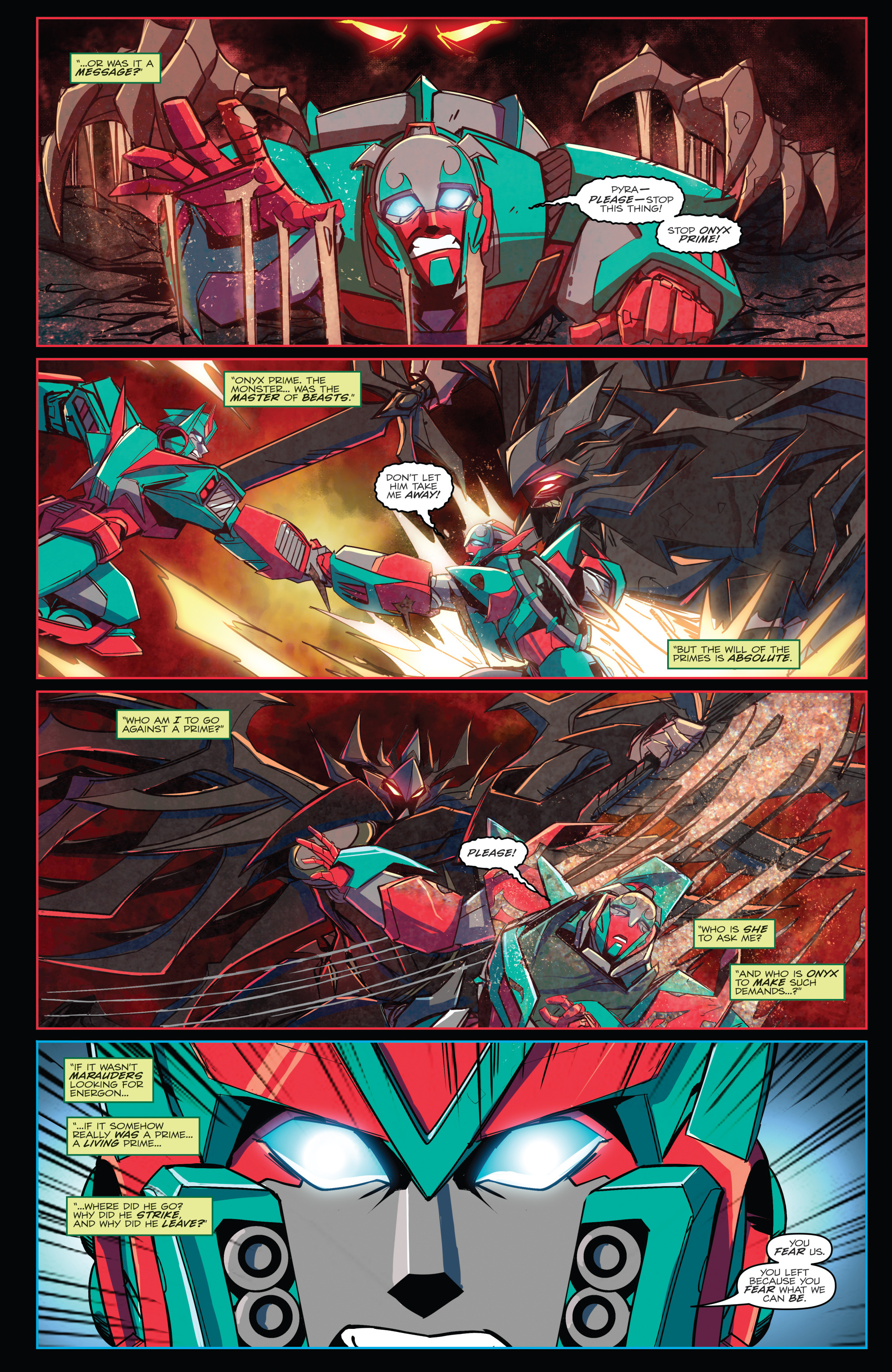 Read online Transformers Annual comic -  Issue # Full - 35
