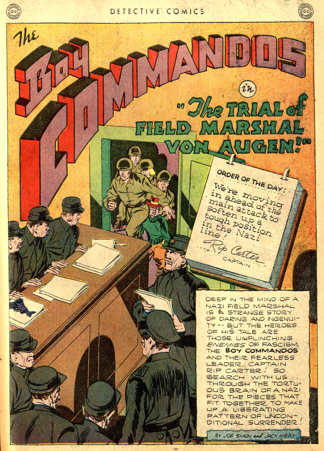 Read online Detective Comics (1937) comic -  Issue #98 - 39