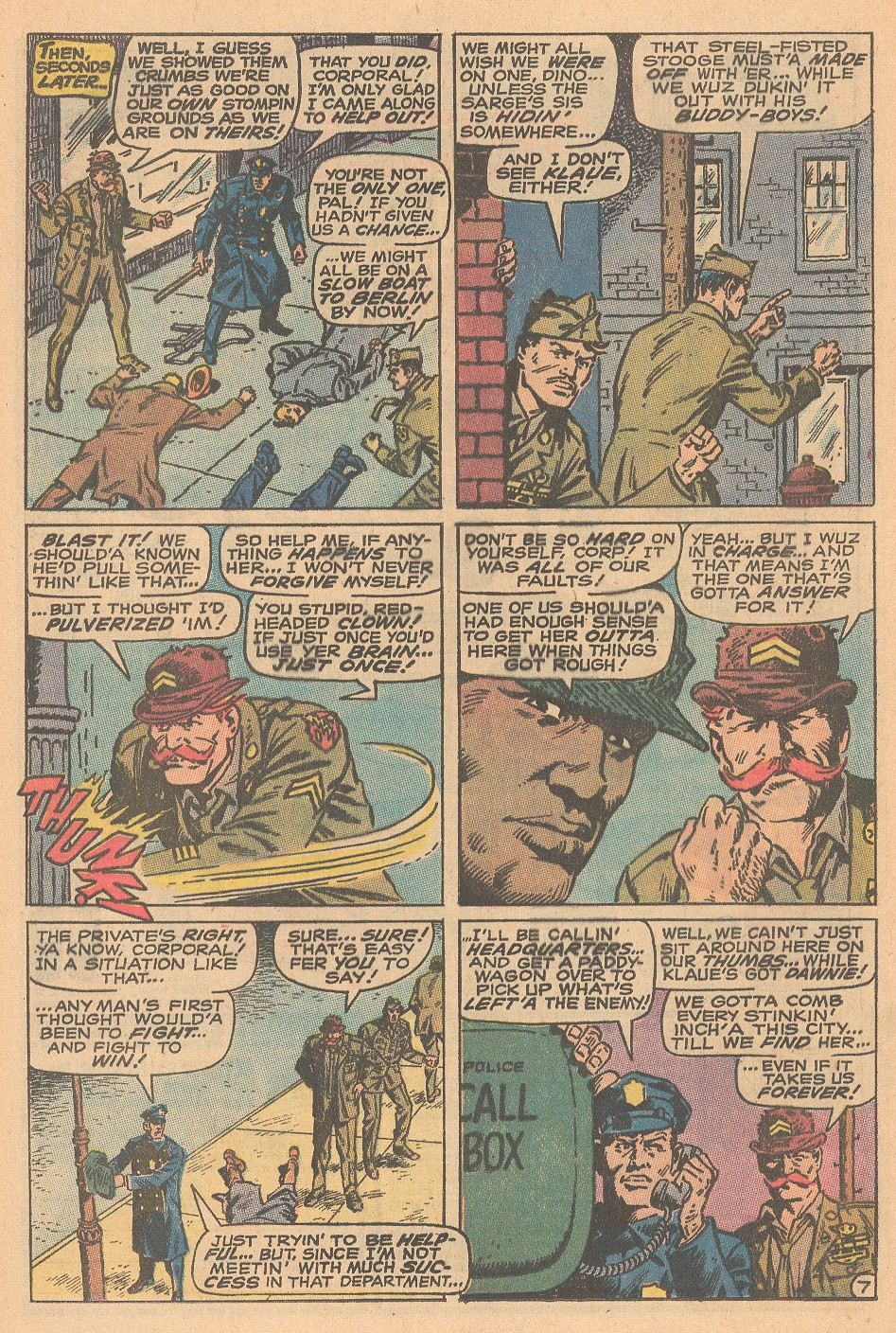 Read online Sgt. Fury comic -  Issue #69 - 12