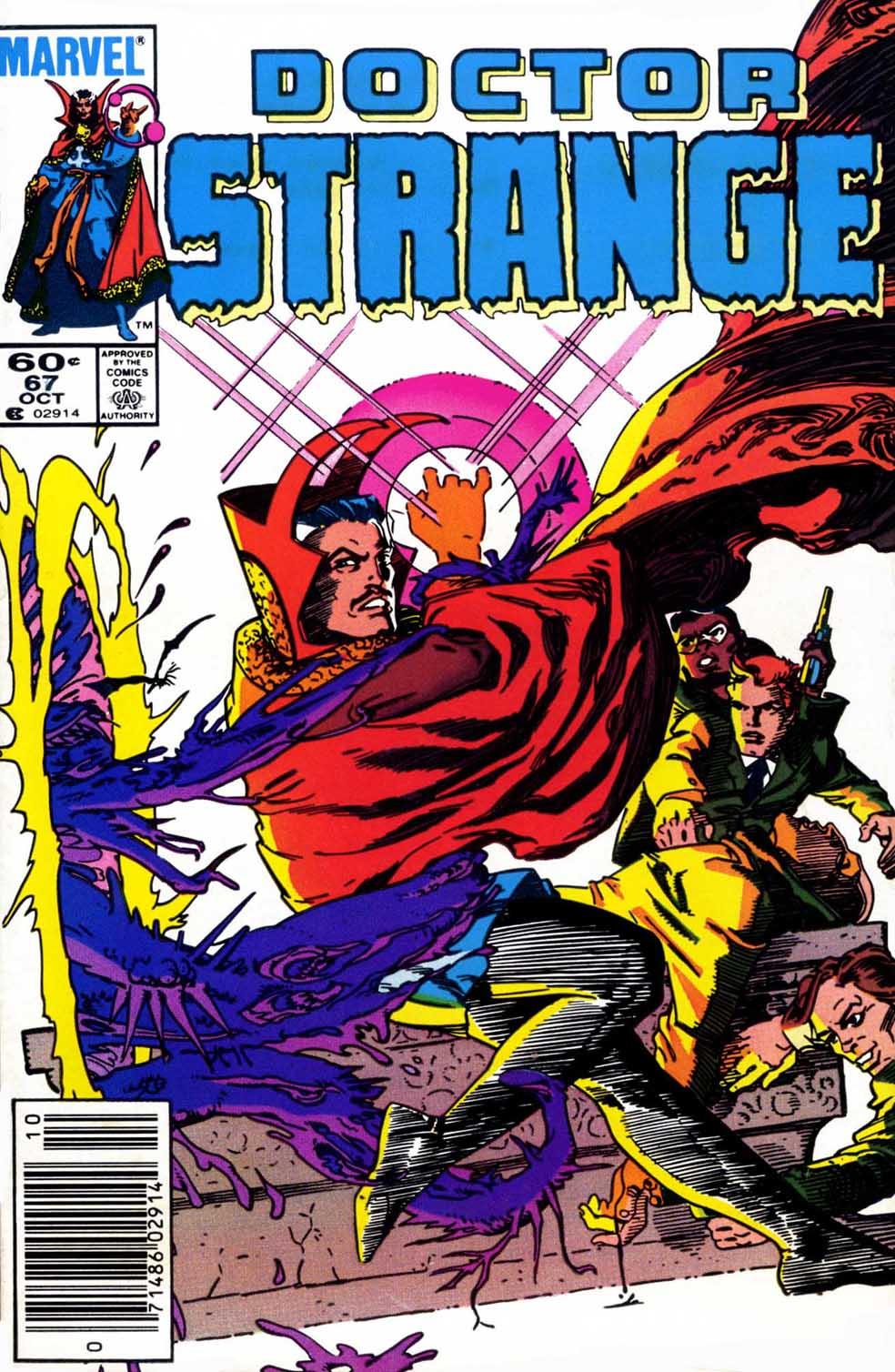 Doctor Strange (1974) 67 Page 1