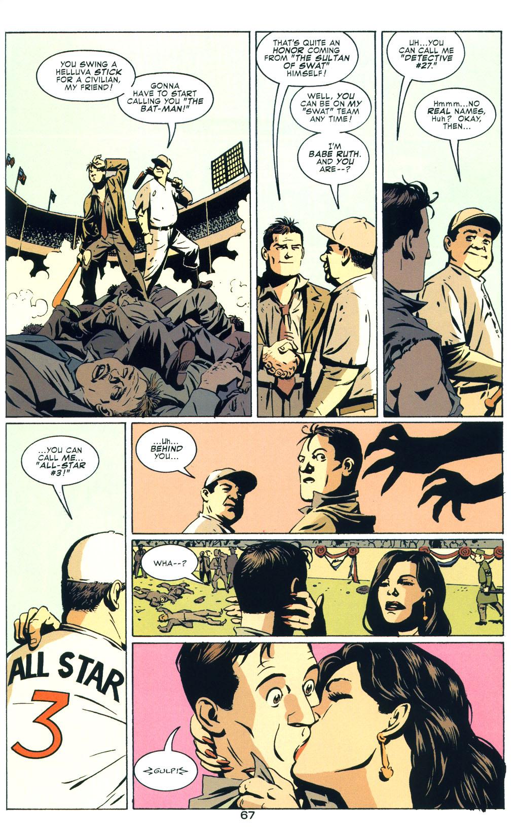 Read online Batman: Detective #27 comic -  Issue #27 TPB - 73