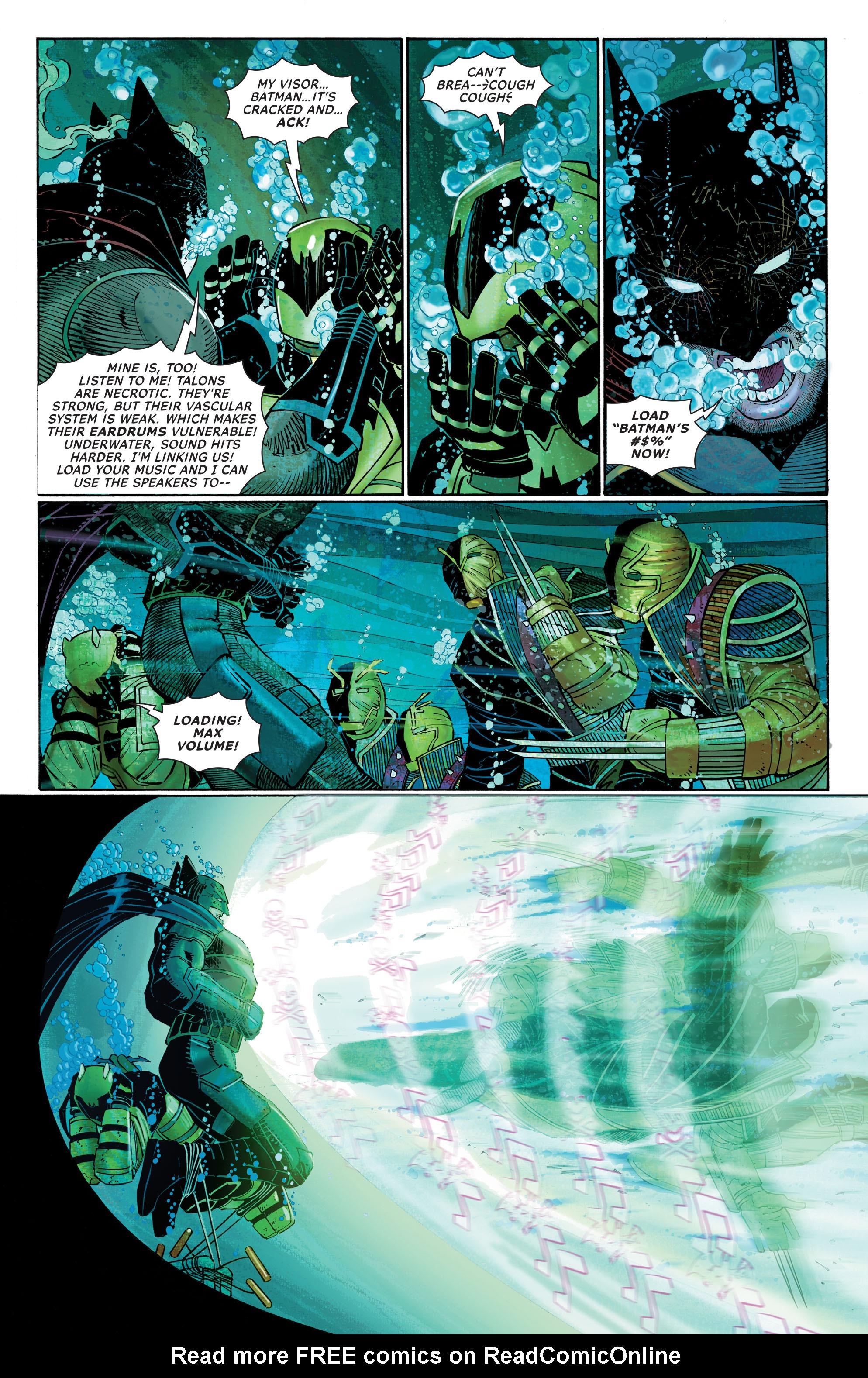 Read online All-Star Batman comic -  Issue #4 - 13
