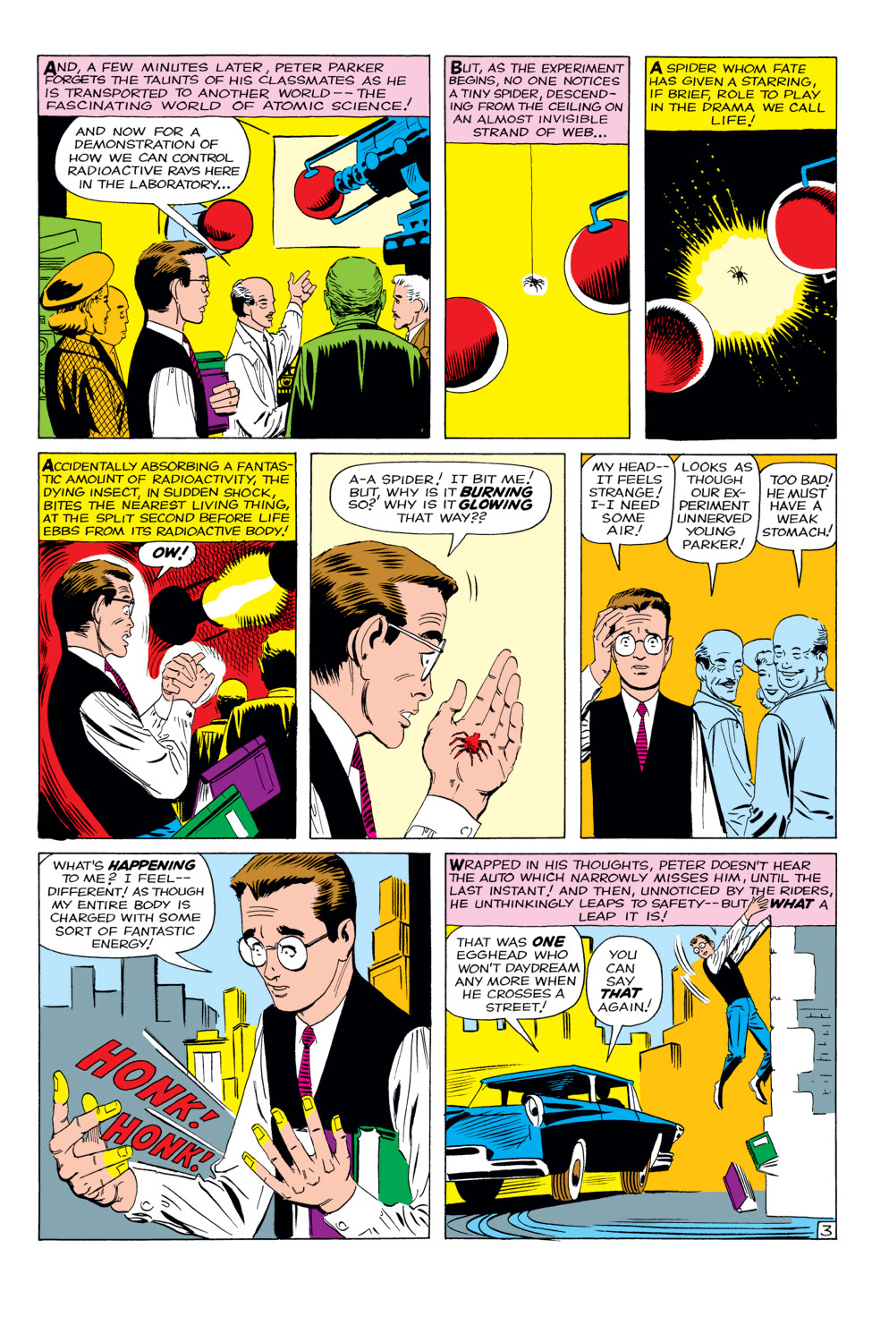 The Amazing Spider-Man (1963) 275 Page 10