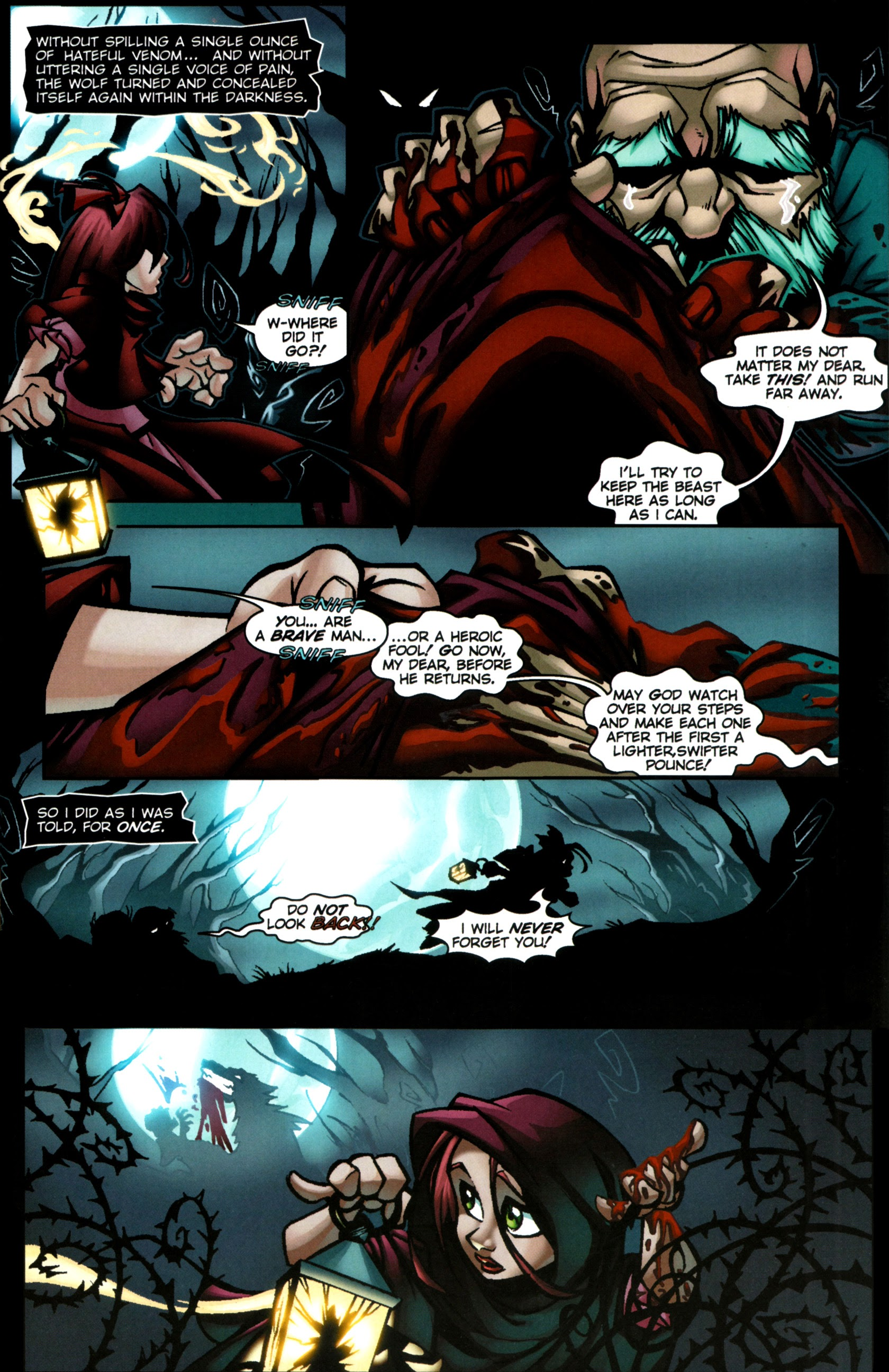 Read online Abiding Perdition comic -  Issue #1 - 11