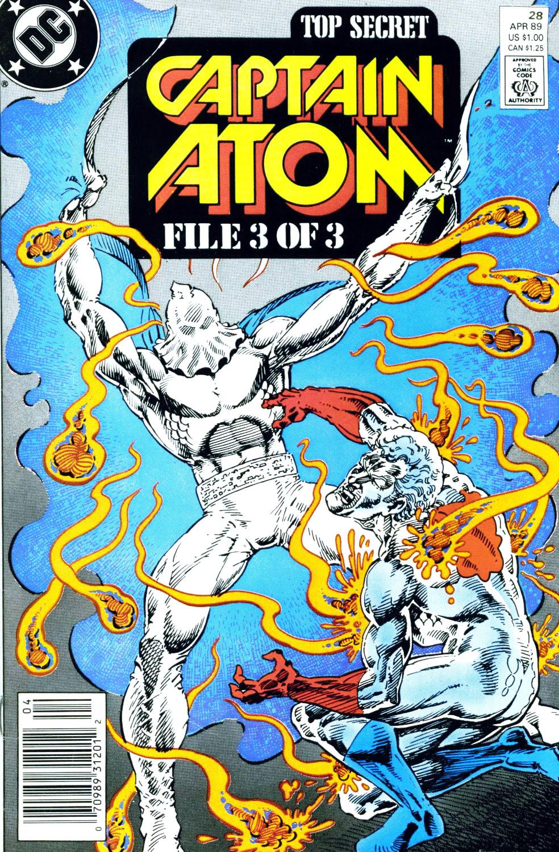 Captain Atom (1987) 28 Page 1