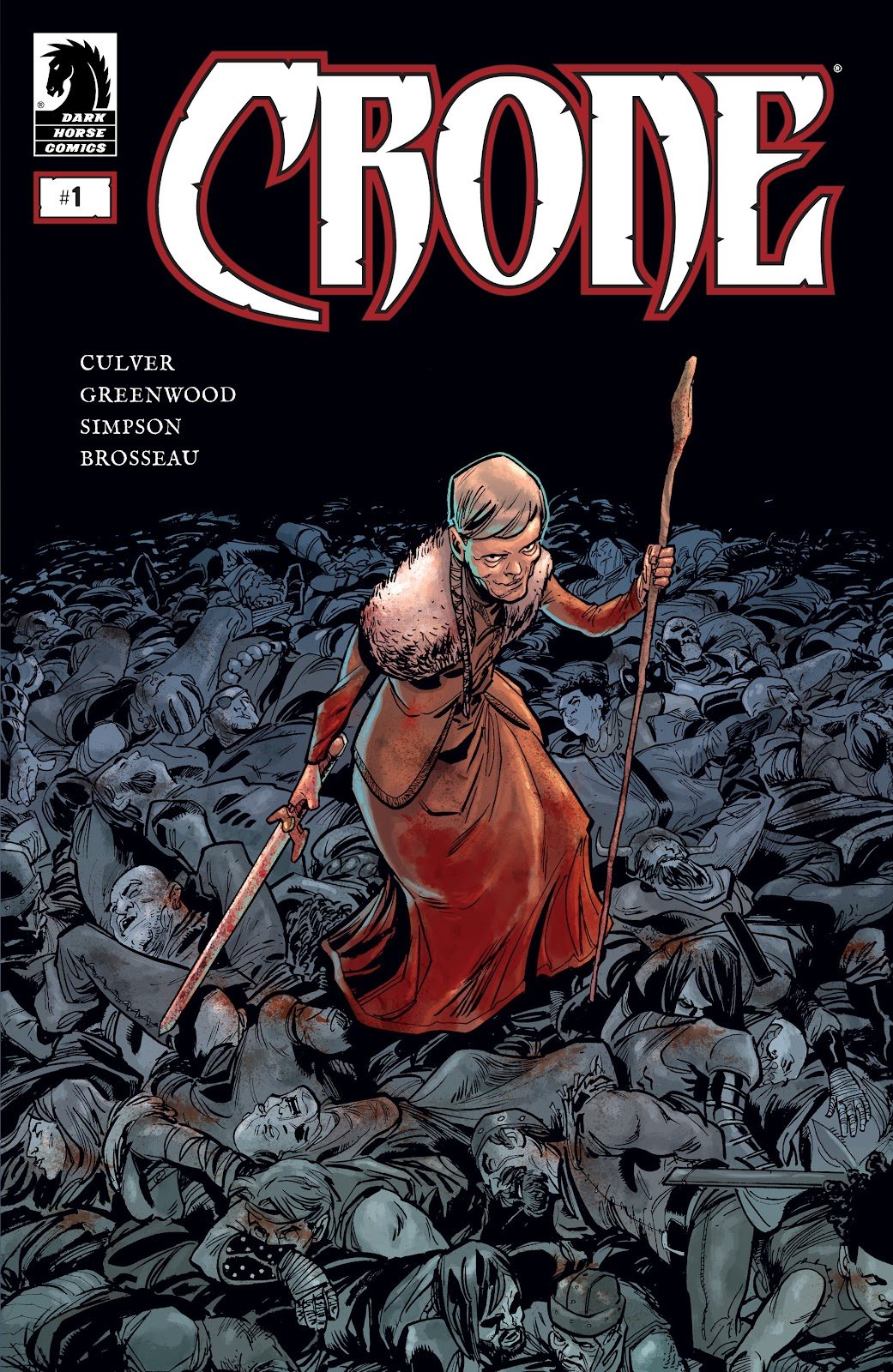 Read online Crone comic -  Issue #1 - 1