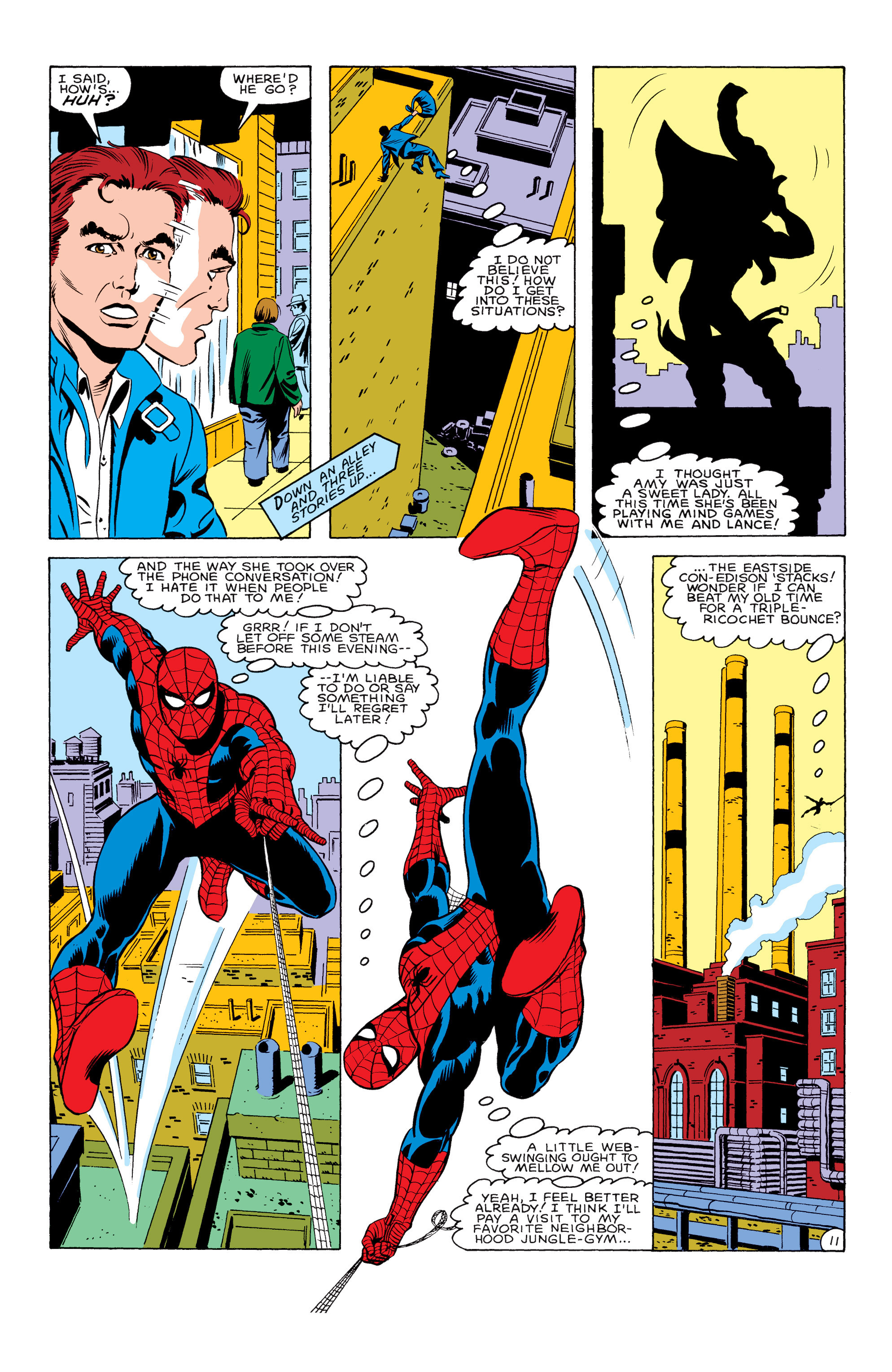 The Amazing Spider-Man (1963) 242 Page 11