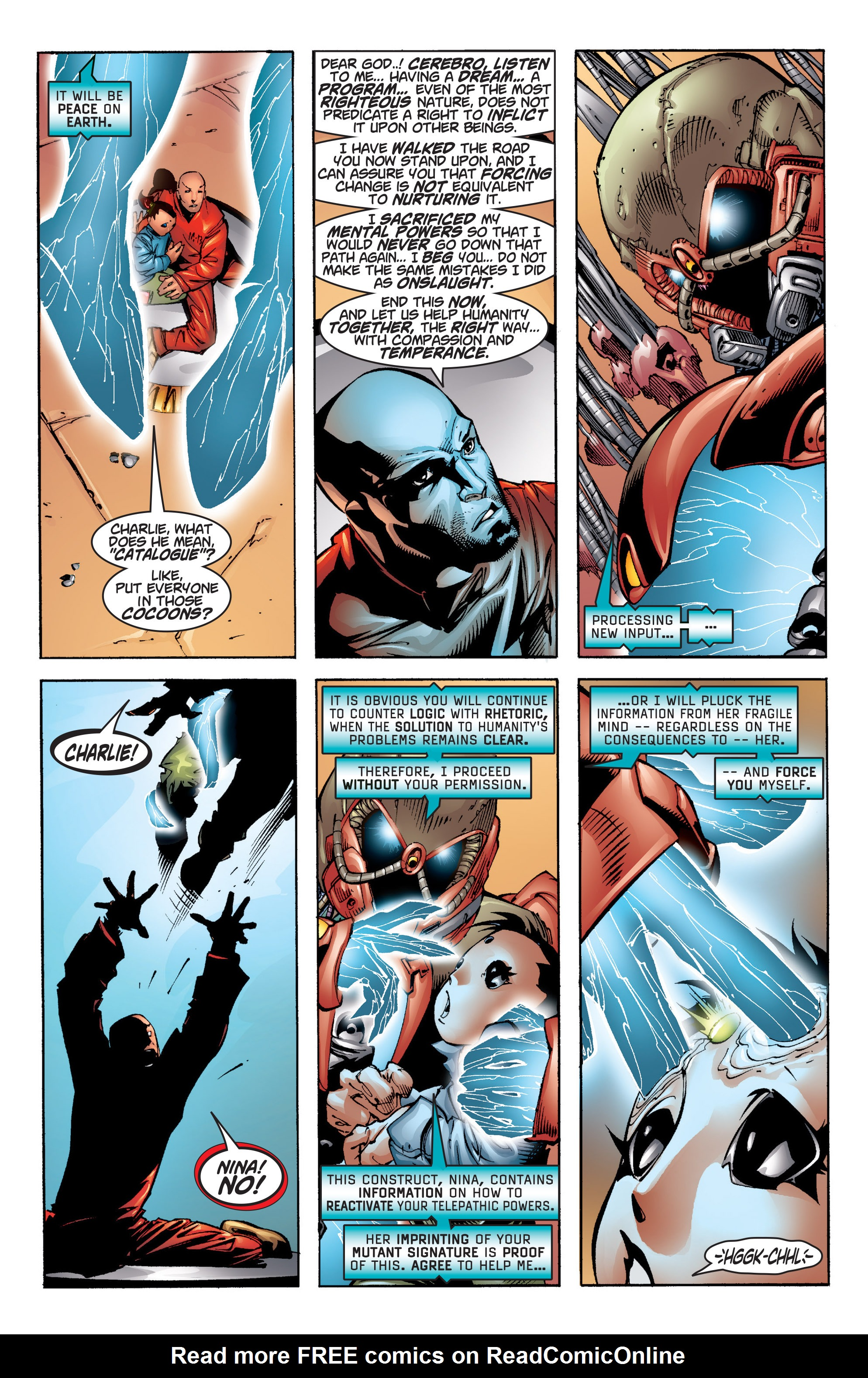 X-Men (1991) 84 Page 7