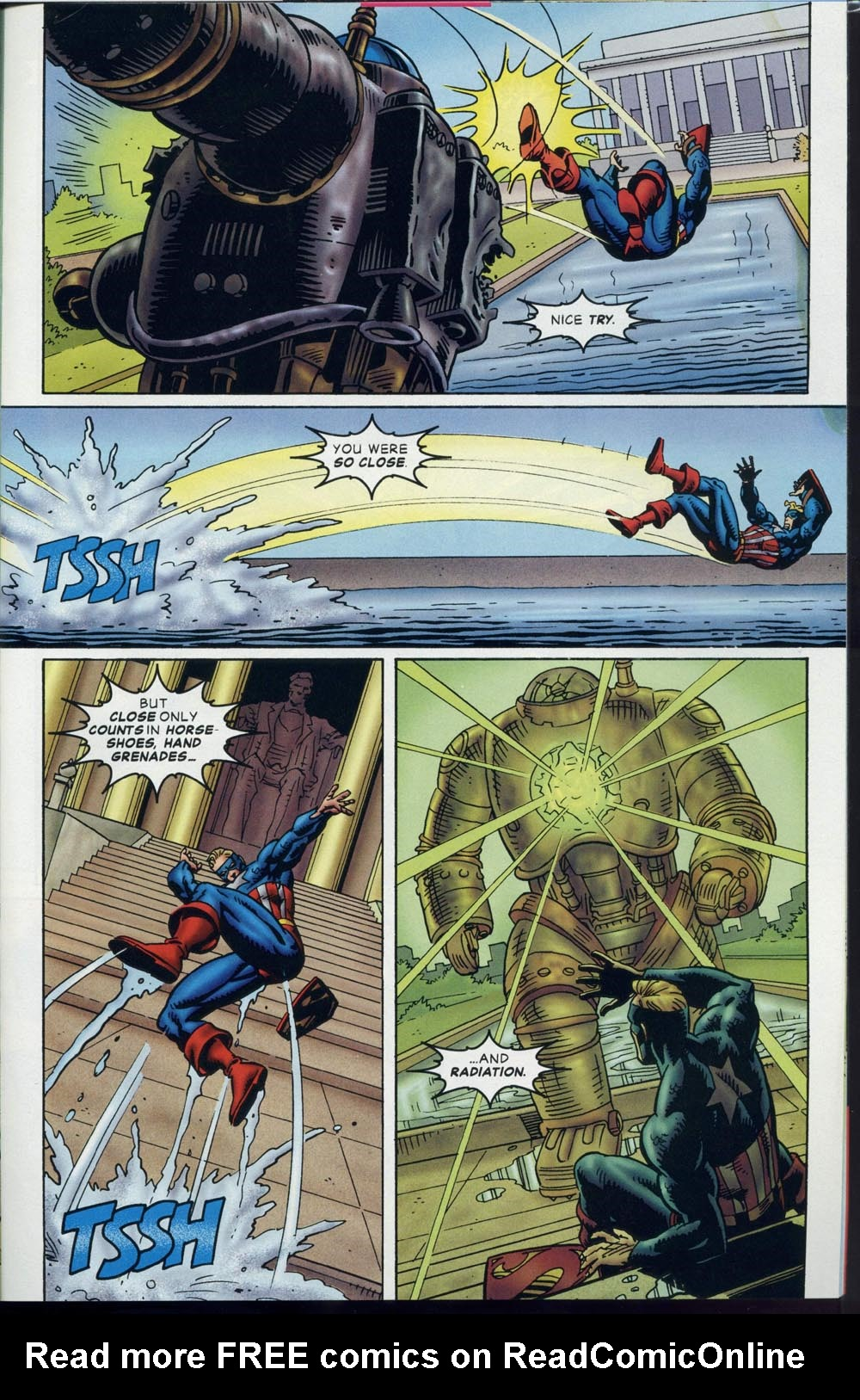 Read online Super Soldier comic -  Issue # Full - 18