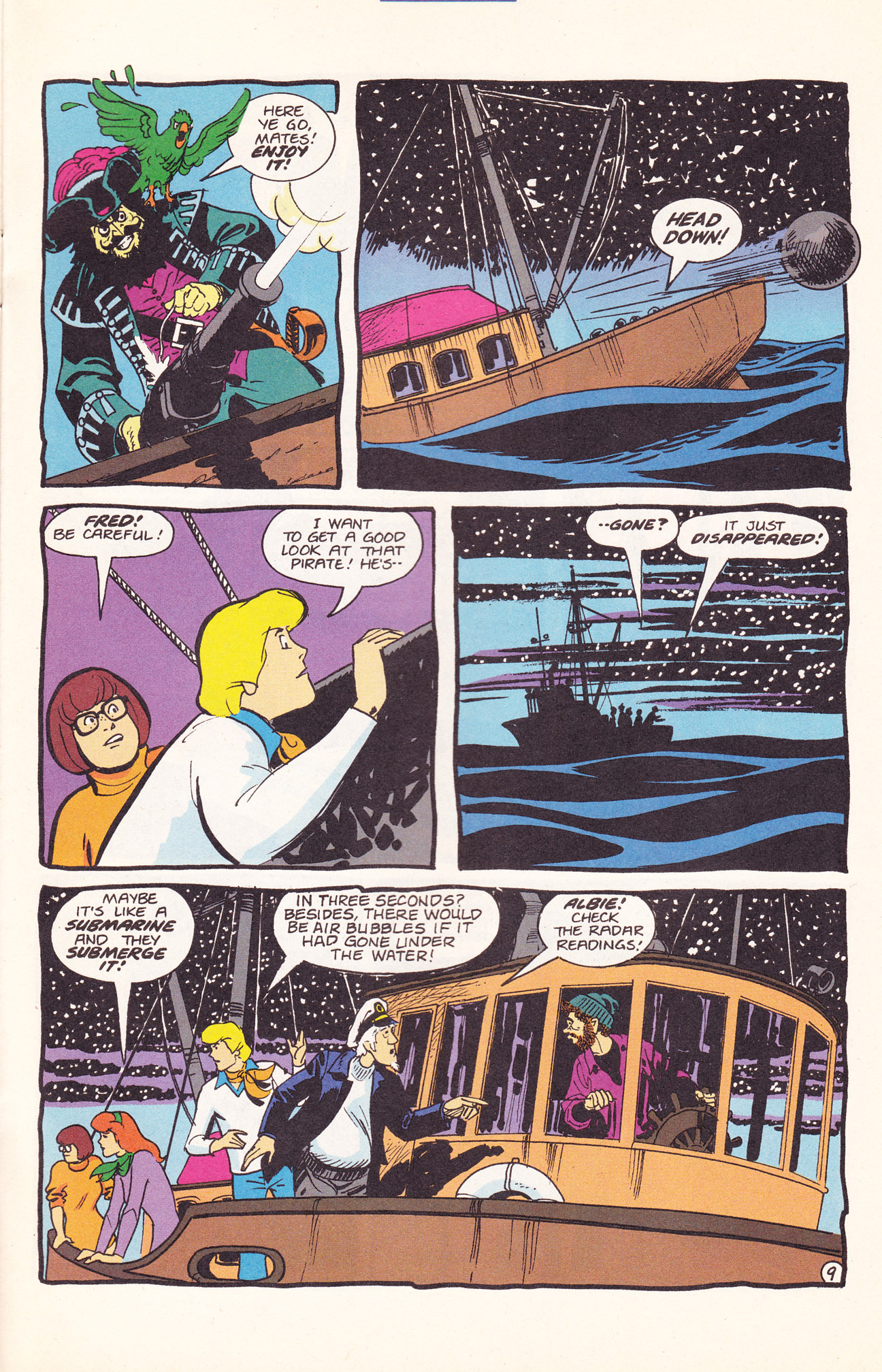 Read online Scooby-Doo (1995) comic -  Issue #17 - 15