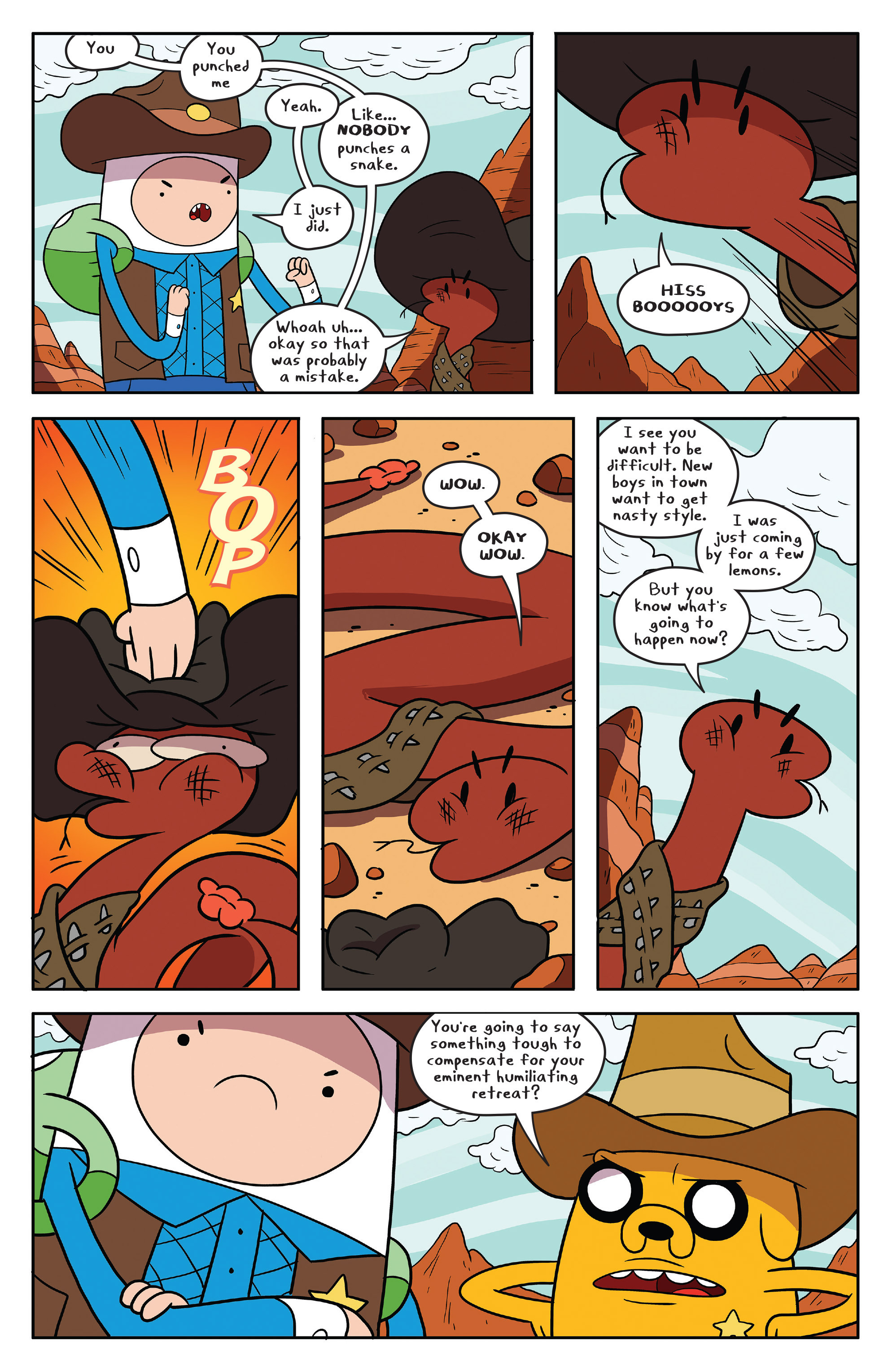 Read online Adventure Time comic -  Issue #54 - 11