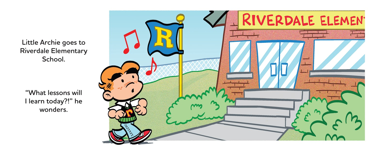 Read online Little Archie's Lucky Day comic -  Issue # Full - 12