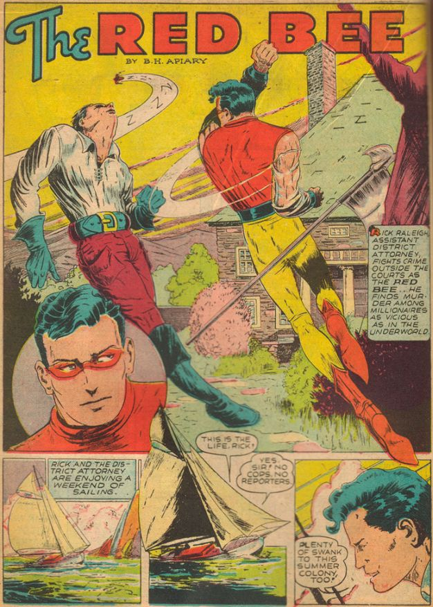 Read online Hit Comics comic -  Issue #14 - 34