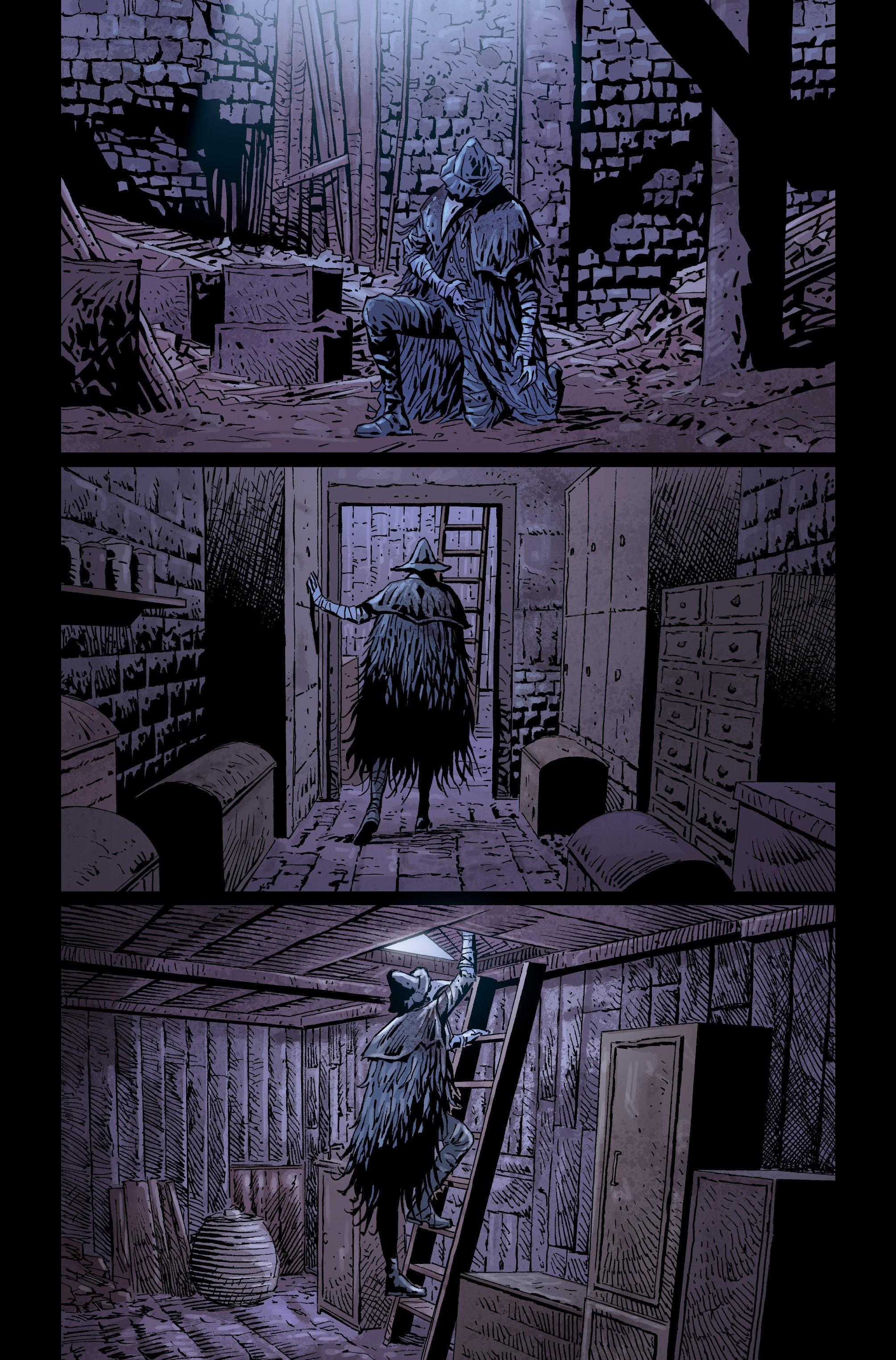 Bloodborne 12 Page 13