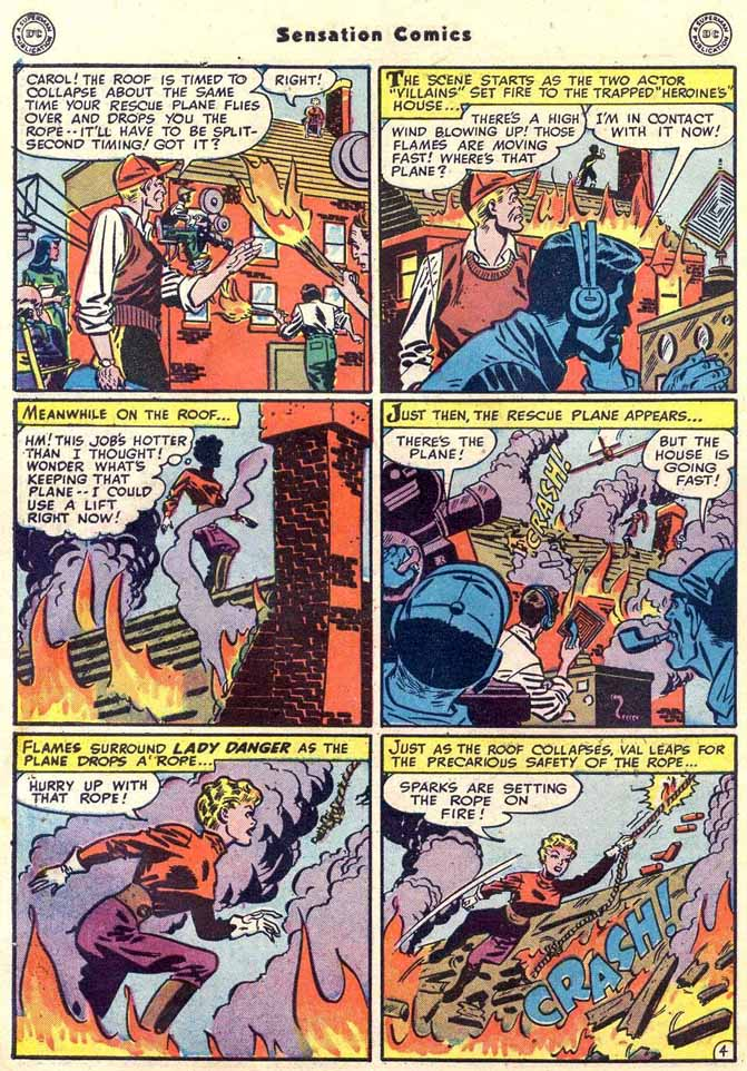 Read online Sensation (Mystery) Comics comic -  Issue #89 - 44