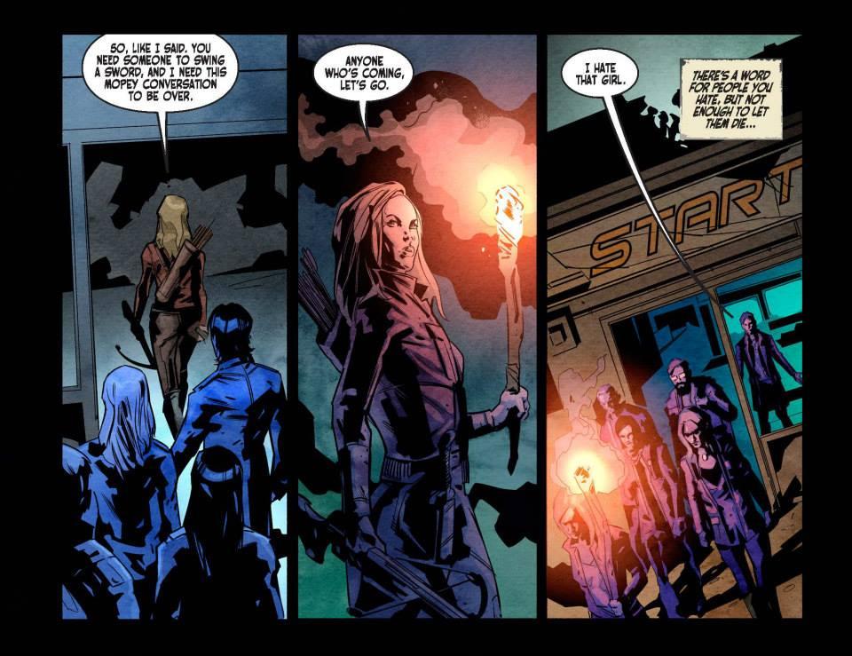 Read online Revolution (2015) comic -  Issue #2 - 8