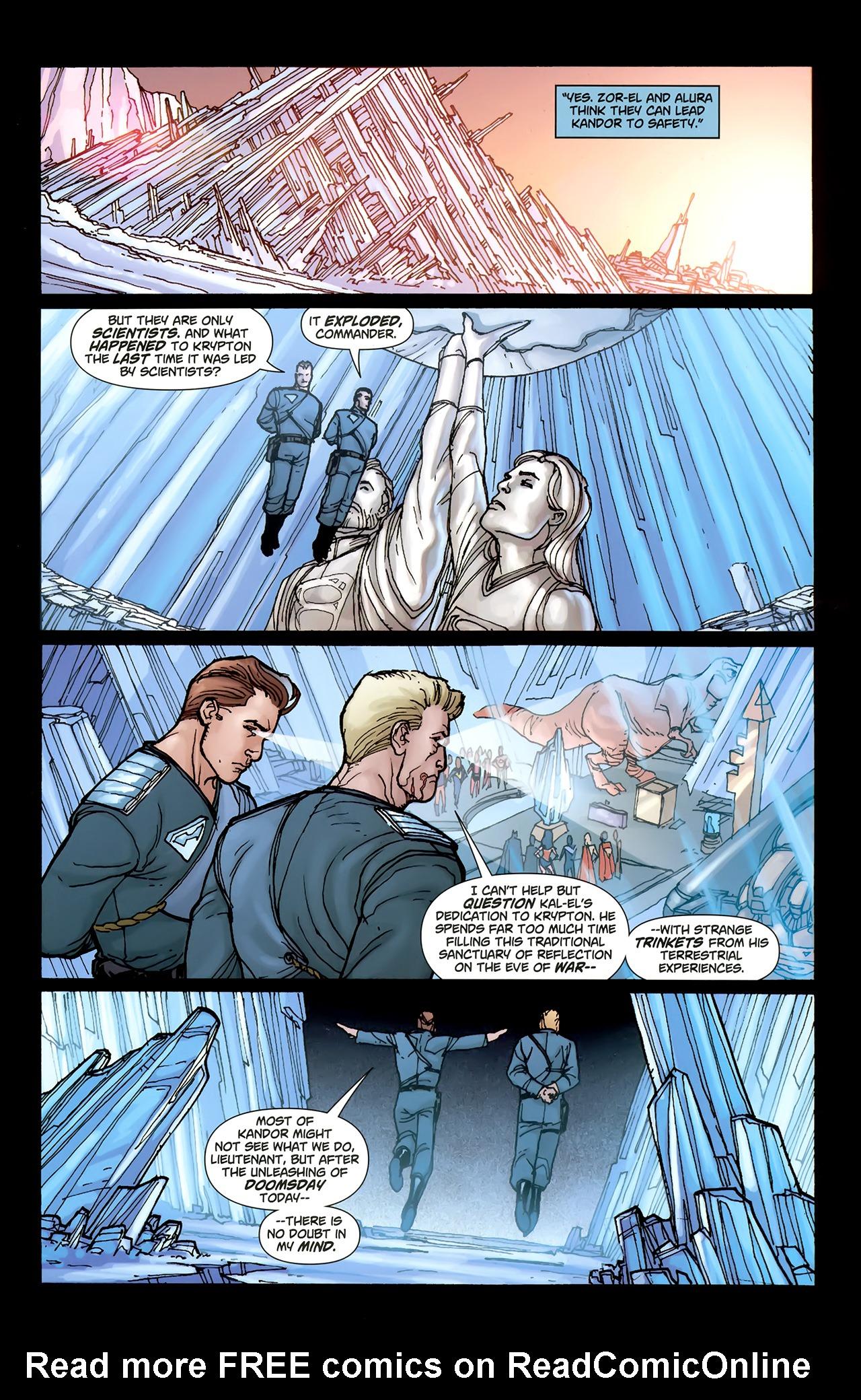Action Comics (1938) 871 Page 20