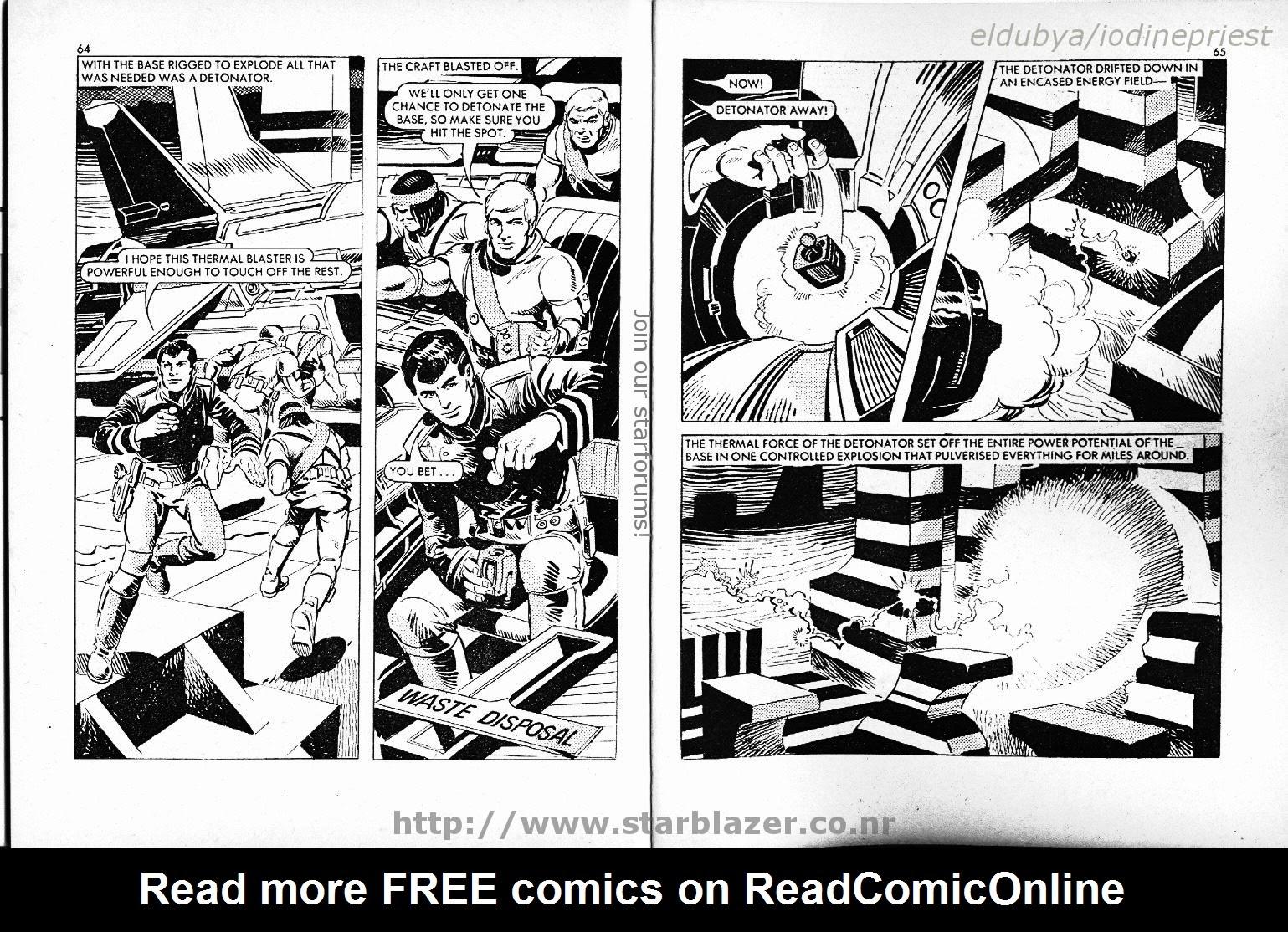 Starblazer issue 101 - Page 34