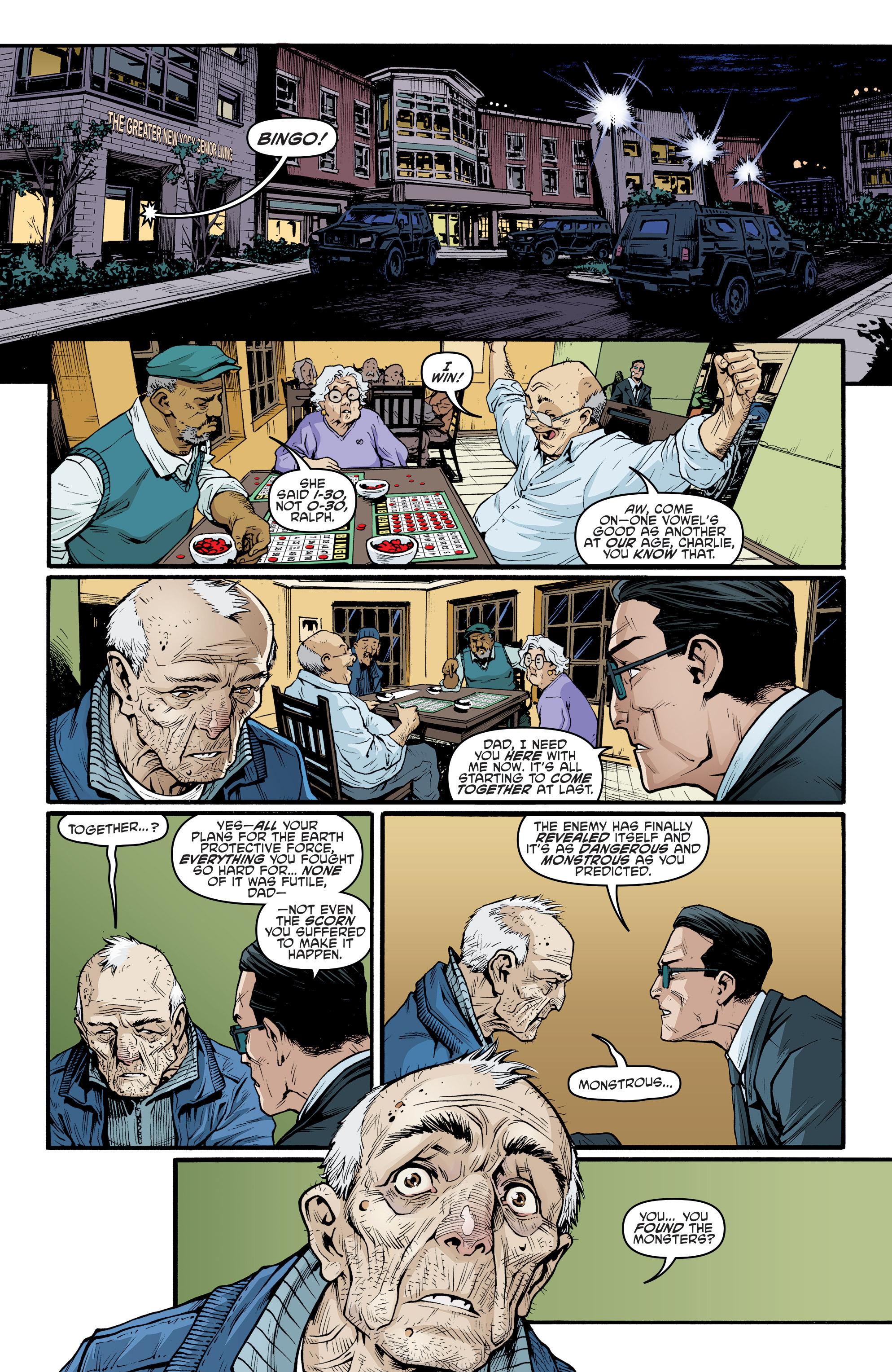 Read online Teenage Mutant Ninja Turtles (2011) comic -  Issue #69 - 6